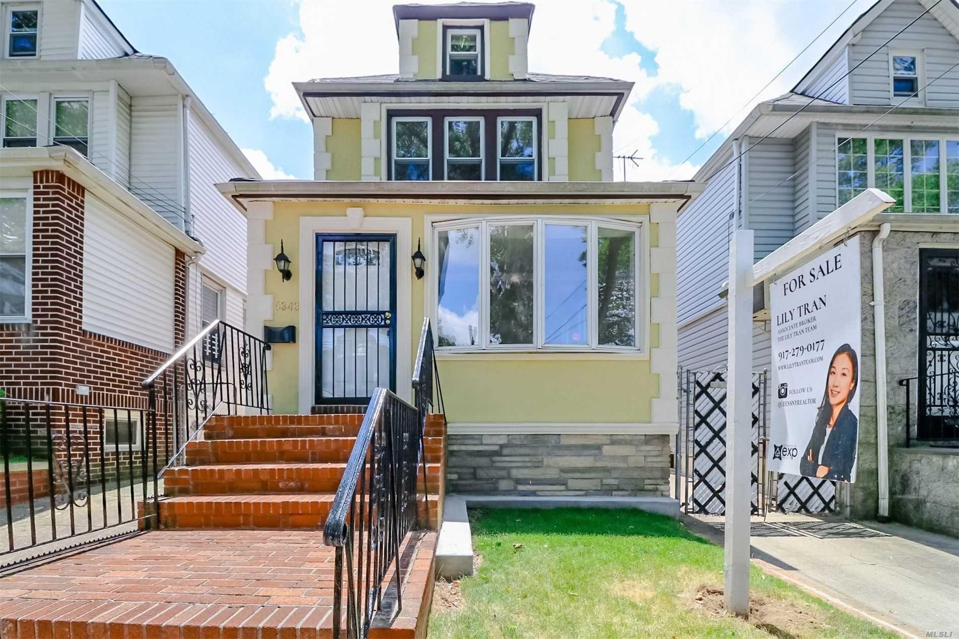 68-48 Nansen Street, Forest Hills, NY 11375 - MLS#: 3228018