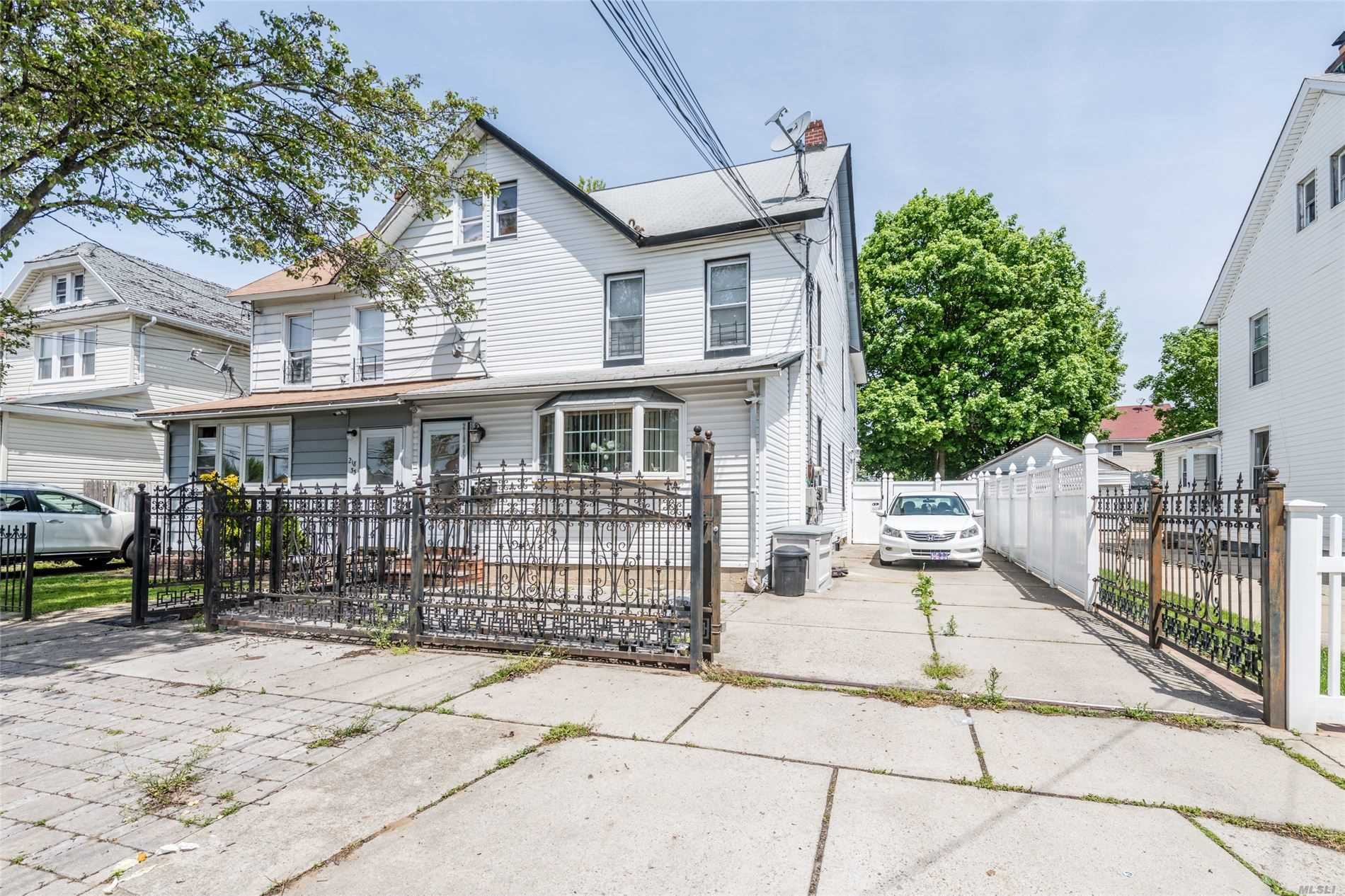 218-35 101st Ave, Queens Village, NY 11429 - MLS#: 3215021