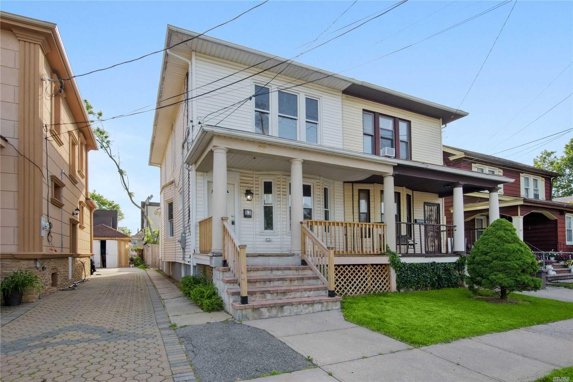 63 Ormond Street, Hempstead, NY 11550 - MLS#: 3230021