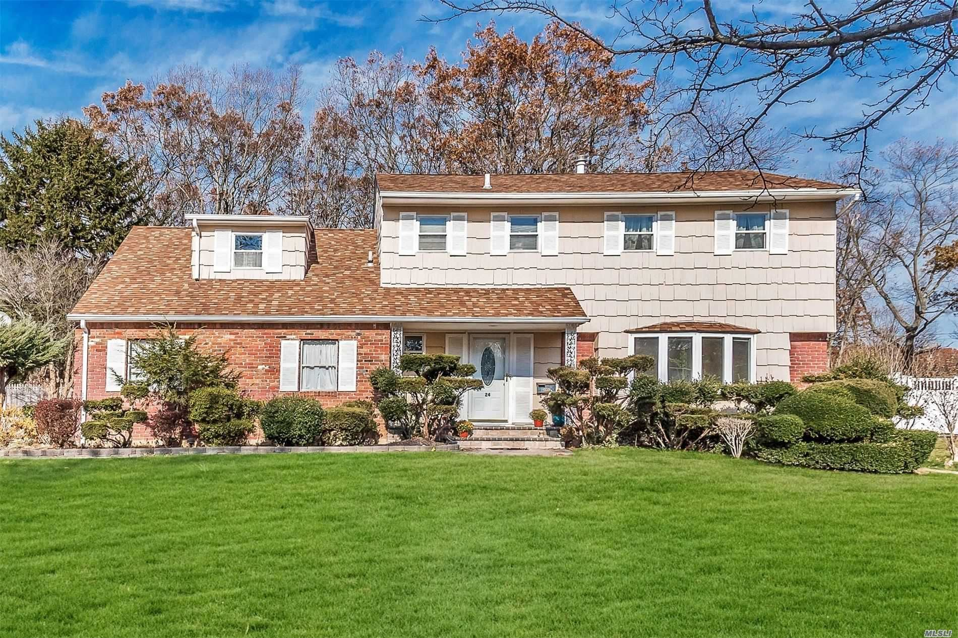24 Pashen Place, Dix Hills, NY 11746 - MLS#: 3183025