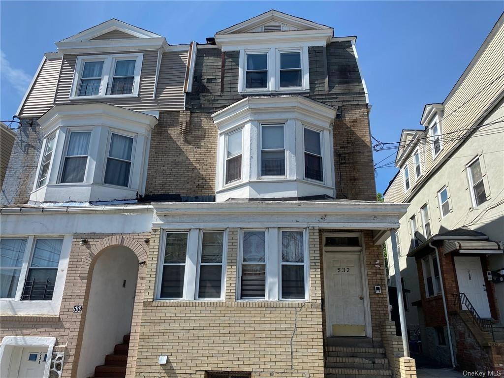 532 E 3rd Street, Mount Vernon, NY 10553 - #: H6114027