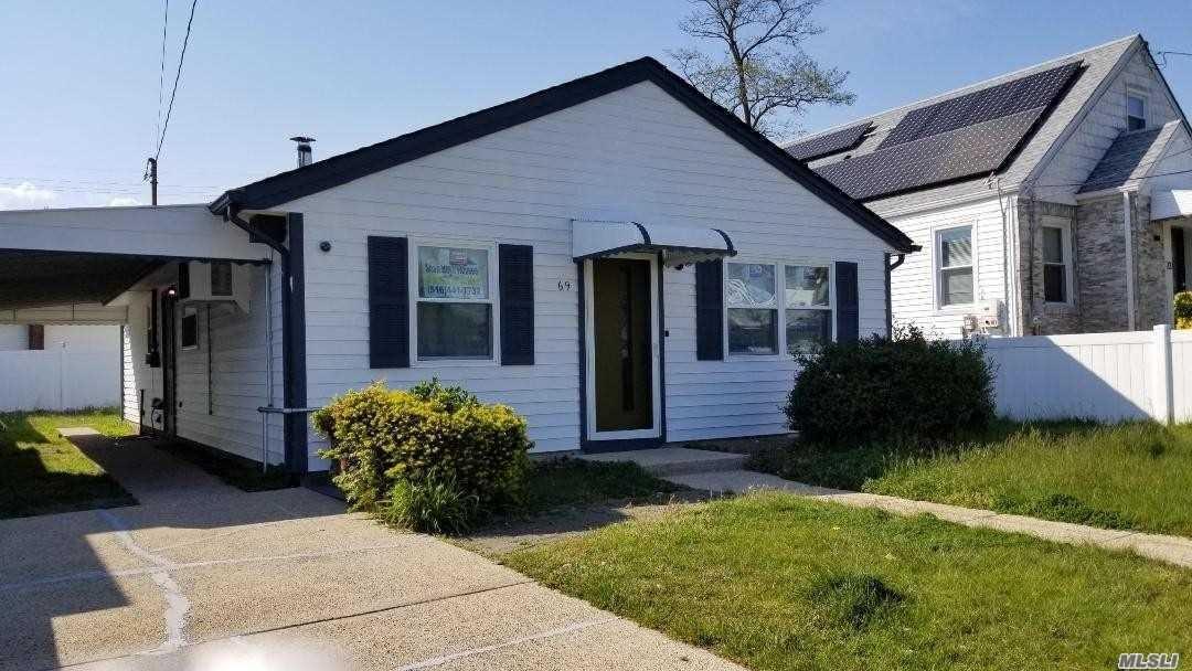 69 Harriet Ave, Hempstead, NY 11550 - MLS#: 3218030