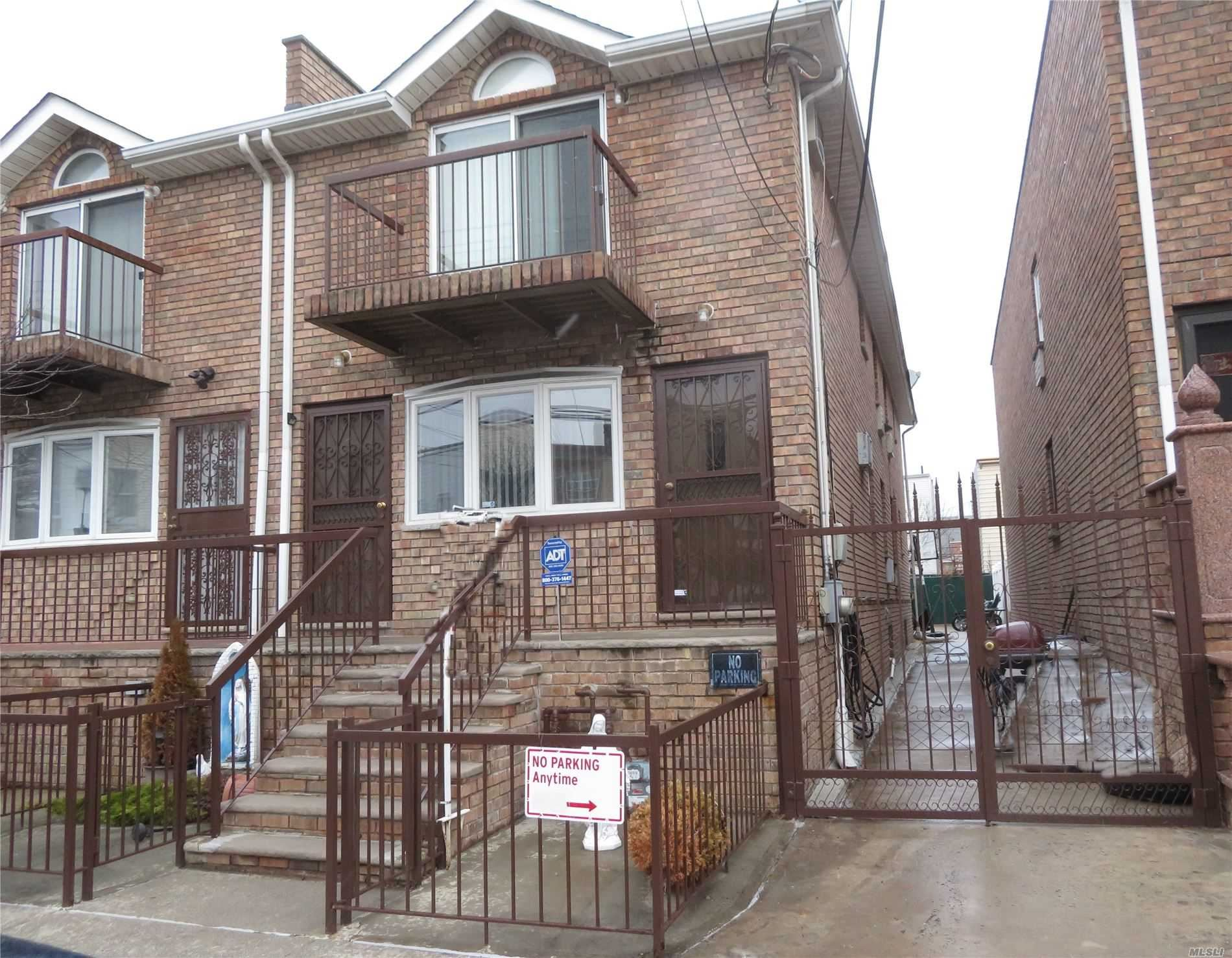 54-11 72nd Street, Maspeth, NY 11378 - MLS#: 3198031