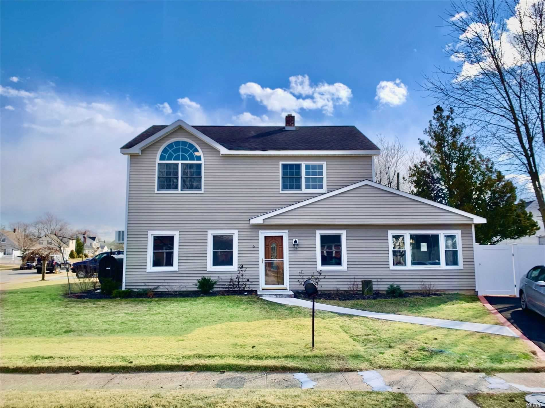 6 Anchor Lane, Levittown, NY 11756 - MLS#: 3203034