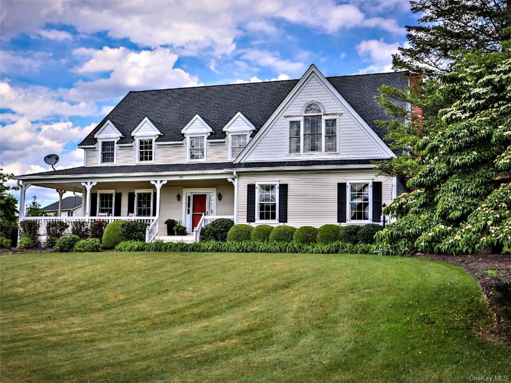 Photo of 20 Spruce Hill Lane, Goshen, NY 10924 (MLS # H6048037)