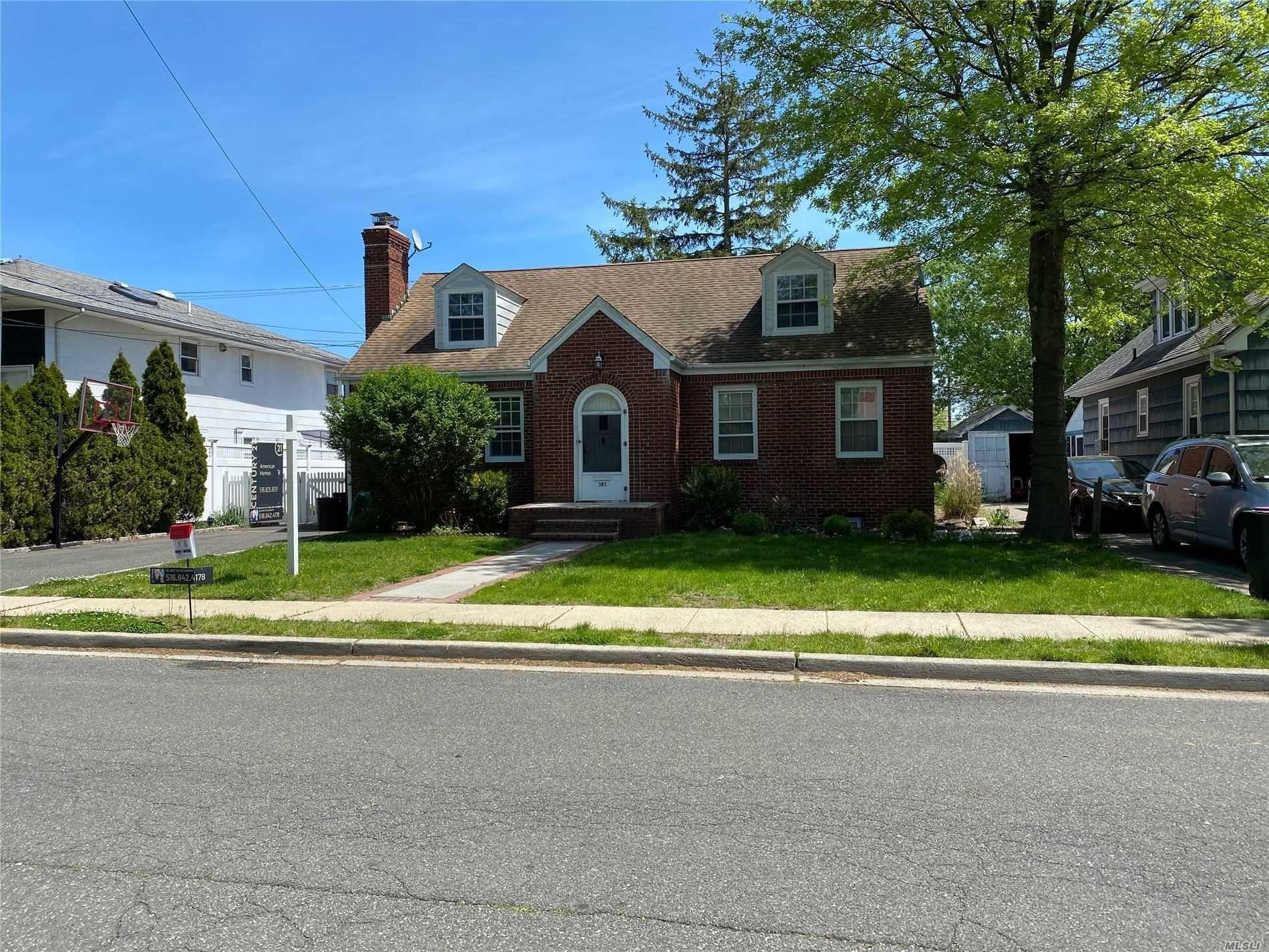 381 Langley Avenue, West Hempstead, NY 11552 - MLS#: 3205038