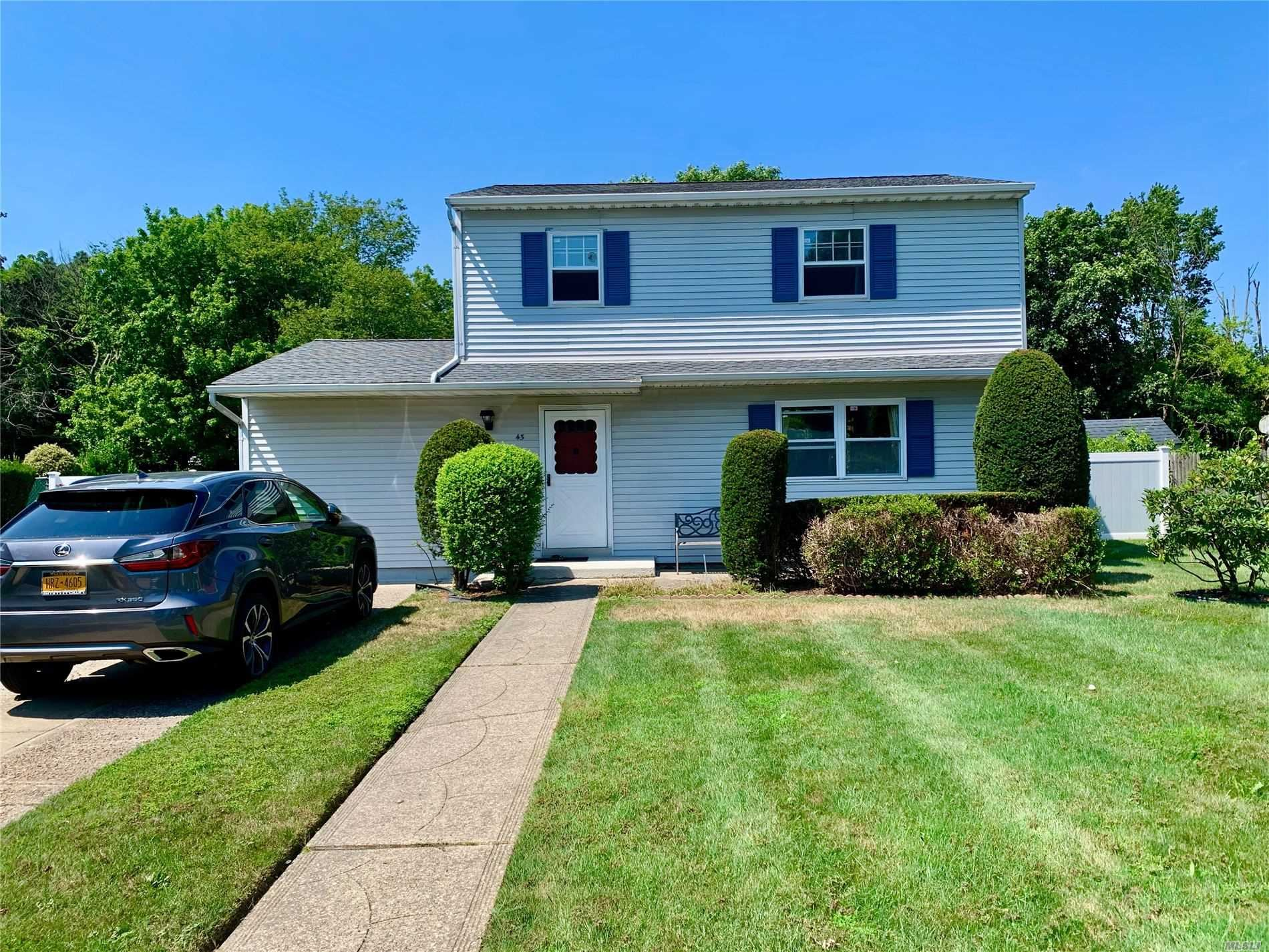 43 2nd Place, Central Islip, NY 11722 - MLS#: 3238039