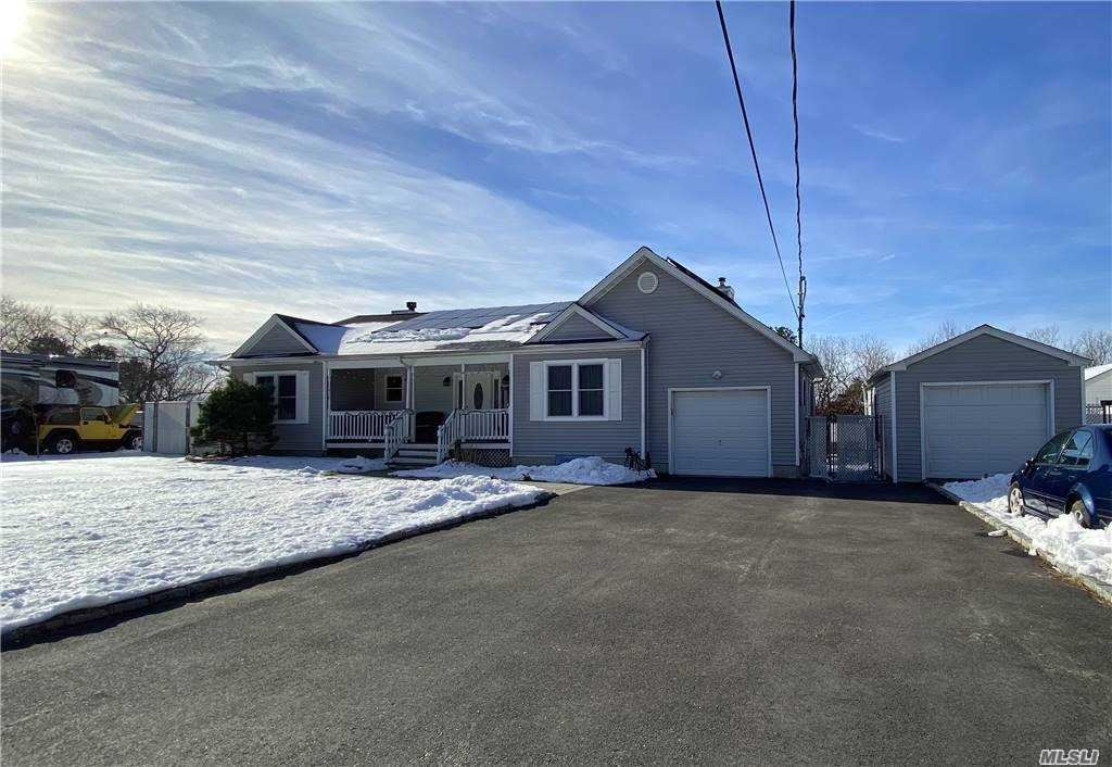 583 Decatur Avenue, Shirley, NY 11967 - MLS#: 3277042