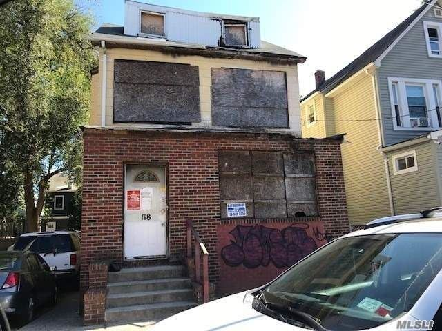 118 Terrace Avenue, Hempstead, NY 11550 - MLS#: 3215046
