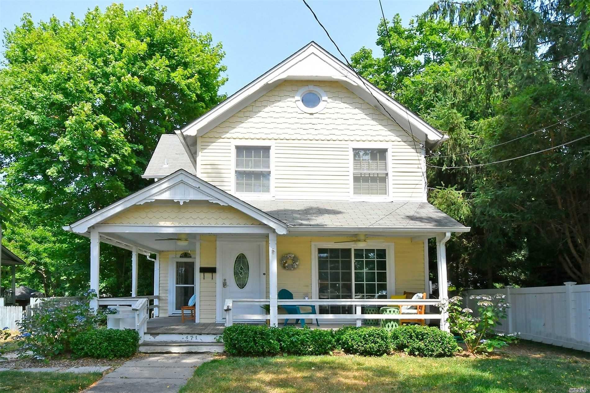 471 Main Street, Northport, NY 11768 - MLS#: 3235047