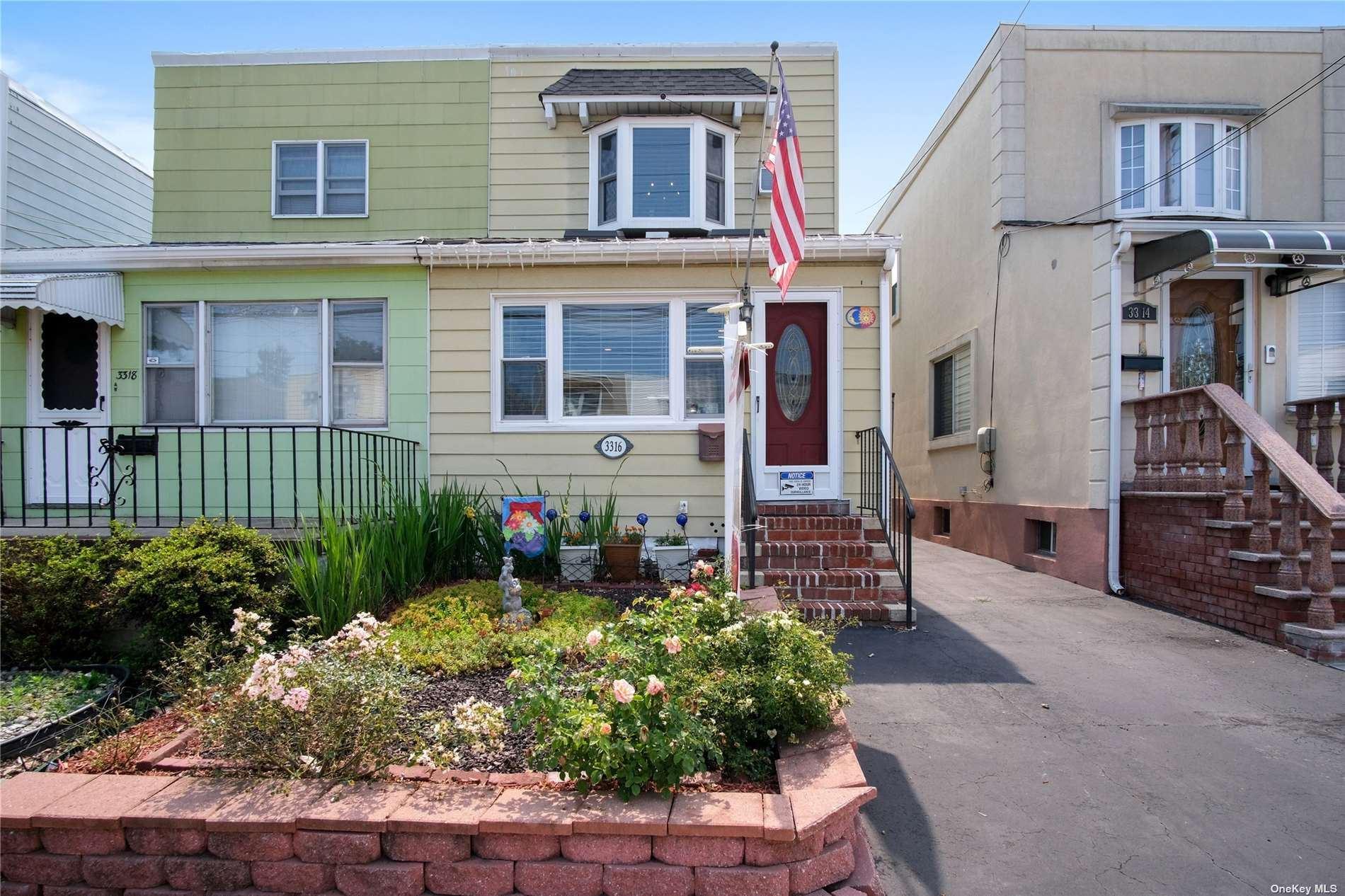 33-16 Jordan Street, Flushing, NY 11358 - MLS#: 3330047