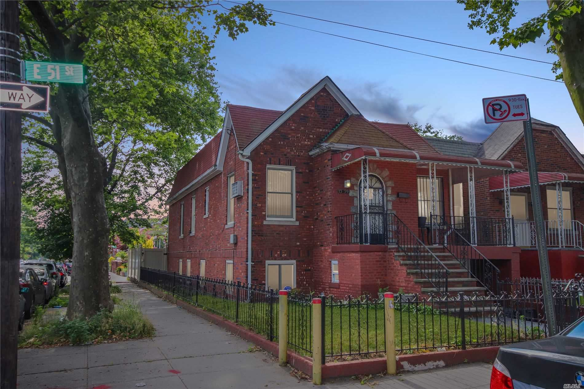 1339 East 51Street, Brooklyn, NY 11234 - MLS#: 3232048