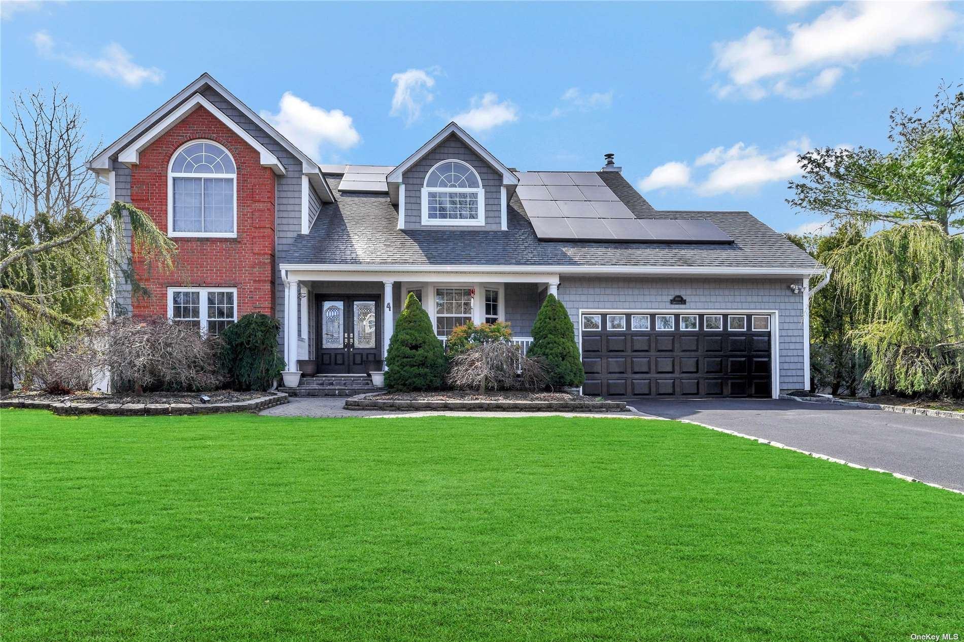 4 Cobblestone Court, Farmingville, NY 11738 - MLS#: 3296049
