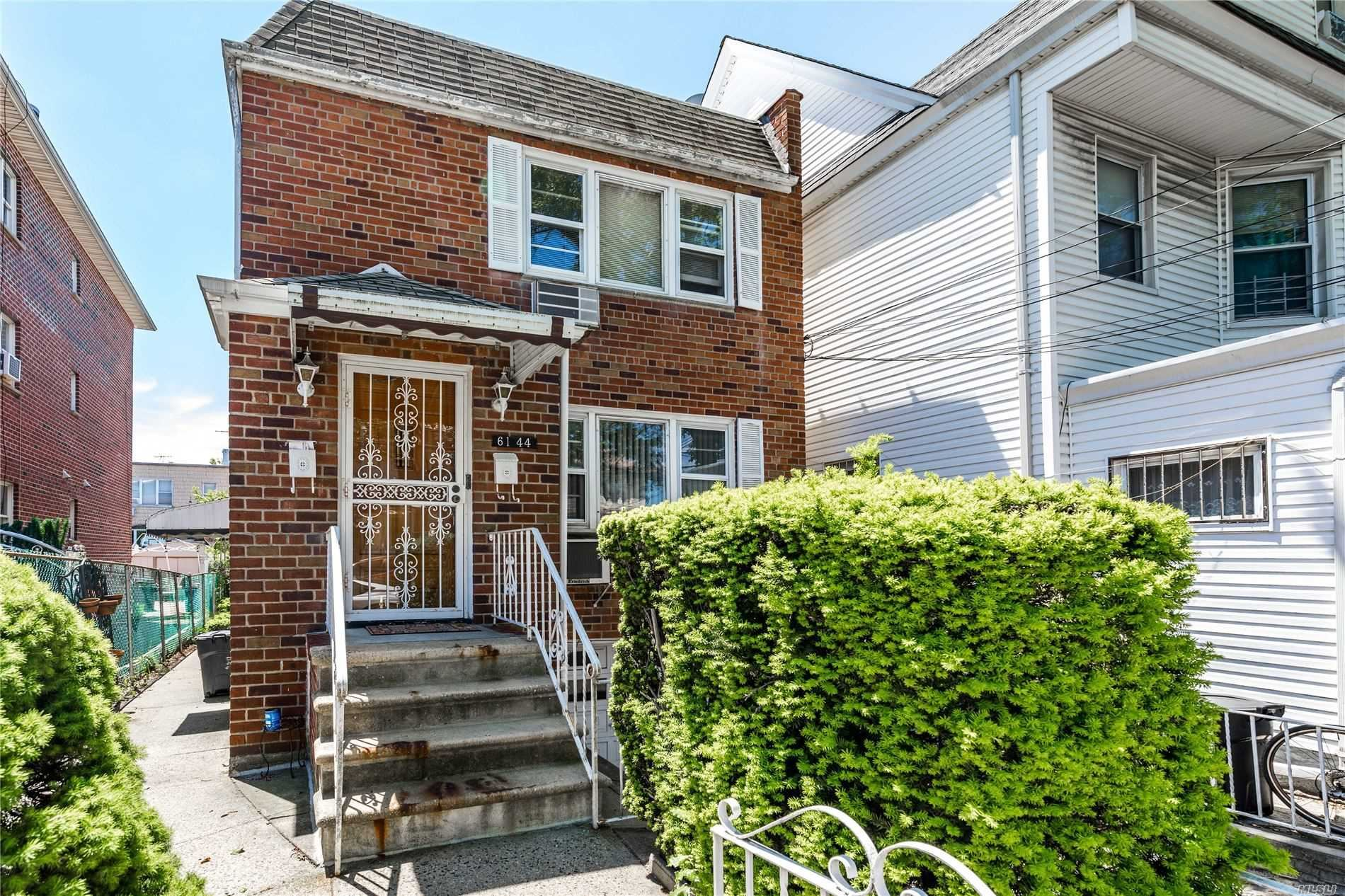 61-44 62nd Avenue, Middle Village, NY 11379 - MLS#: 3219050