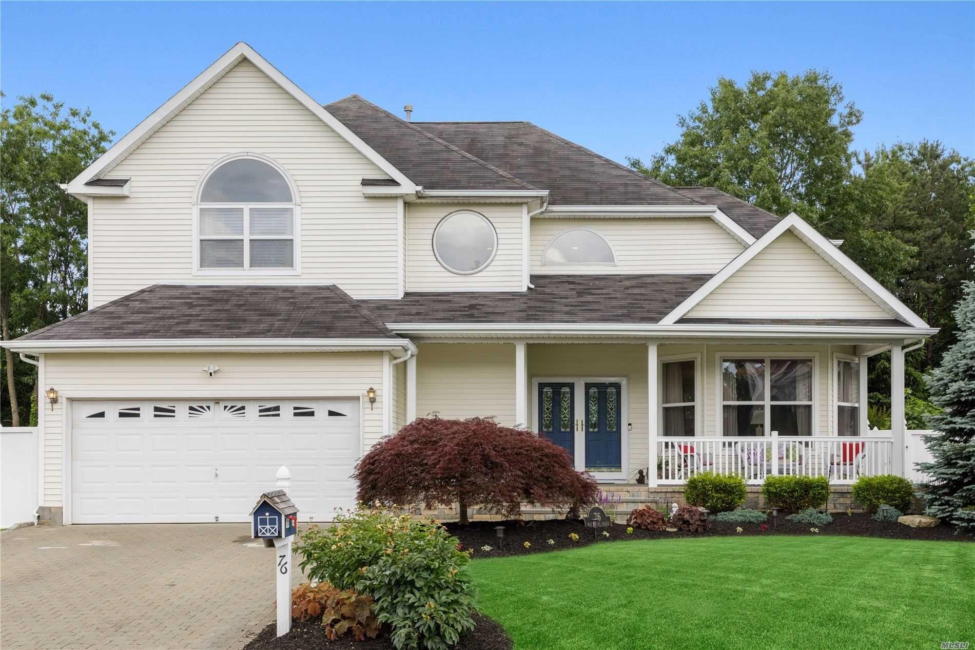 76 Blueberry Ridge Drive, Holtsville, NY 11742 - MLS#: 3226054