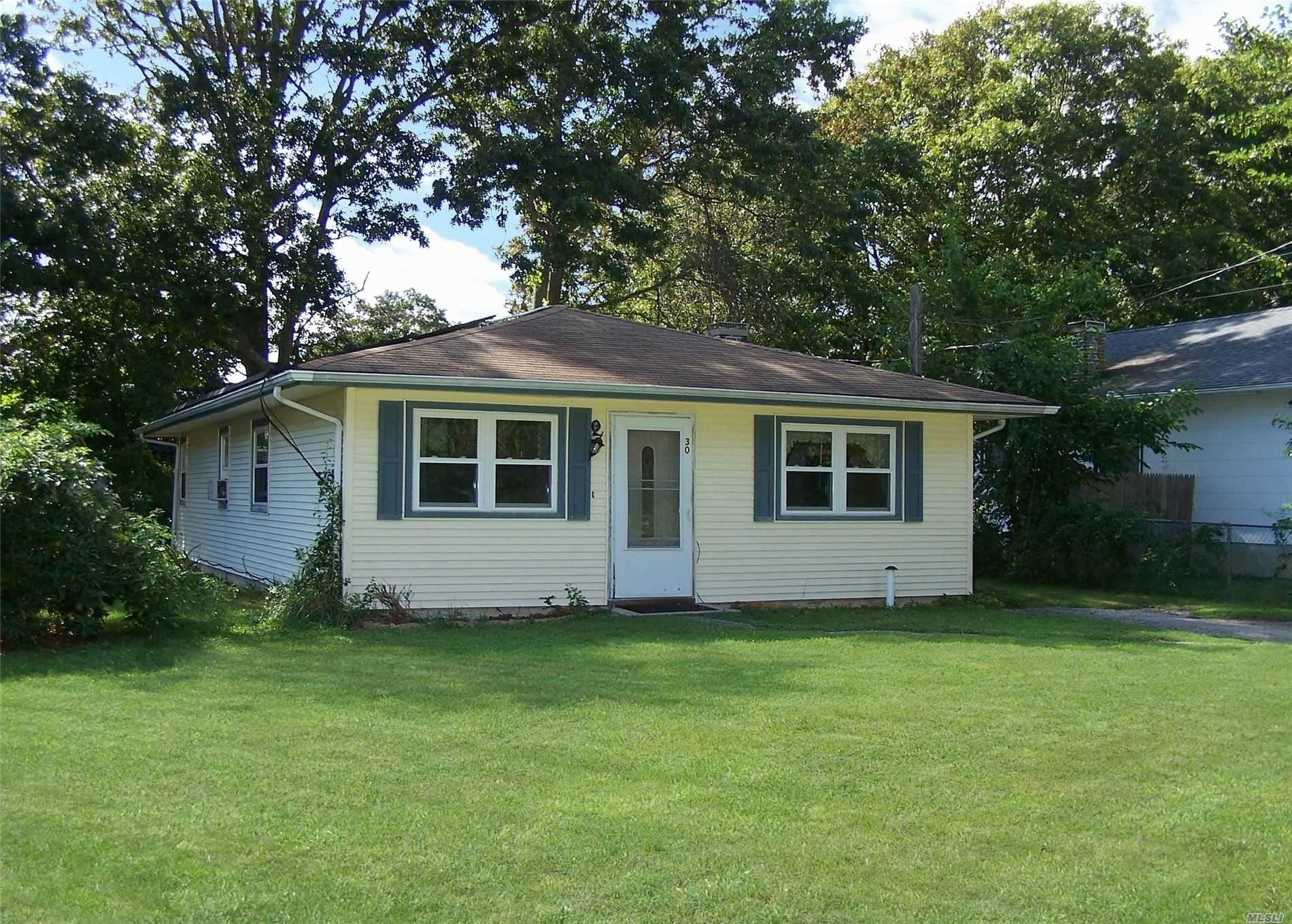 30 Ashwood Drive, Shirley, NY 11967 - MLS#: 3245055