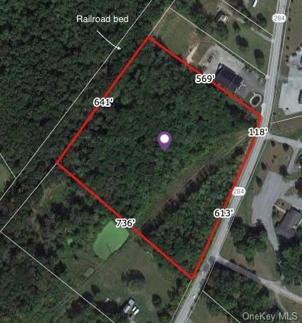 Tiny photo for Route 284, Slate Hill, NY 10973 (MLS # H6065063)
