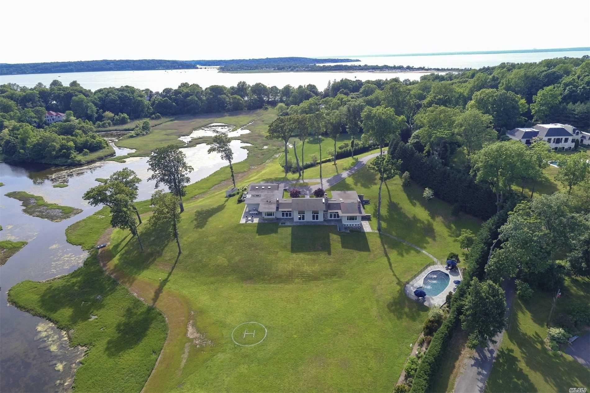 Photo of 111 Private Road, Centre Island, NY 11771 (MLS # 3224068)