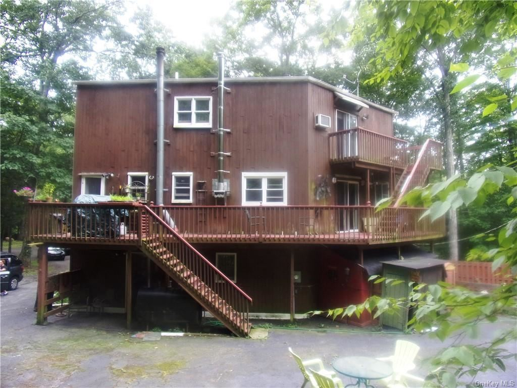 Photo of 129 County Hwy 61, Westbrookville, NY 12785 (MLS # H5026072)