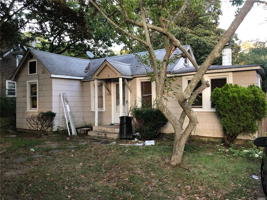 81 Woodside Road, Mastic Beach, NY 11951 - MLS#: 3168074
