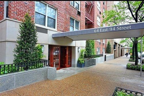 Photo of 64 East 94 Street #3G, New York, Ny 10128 (MLS # H6028085)