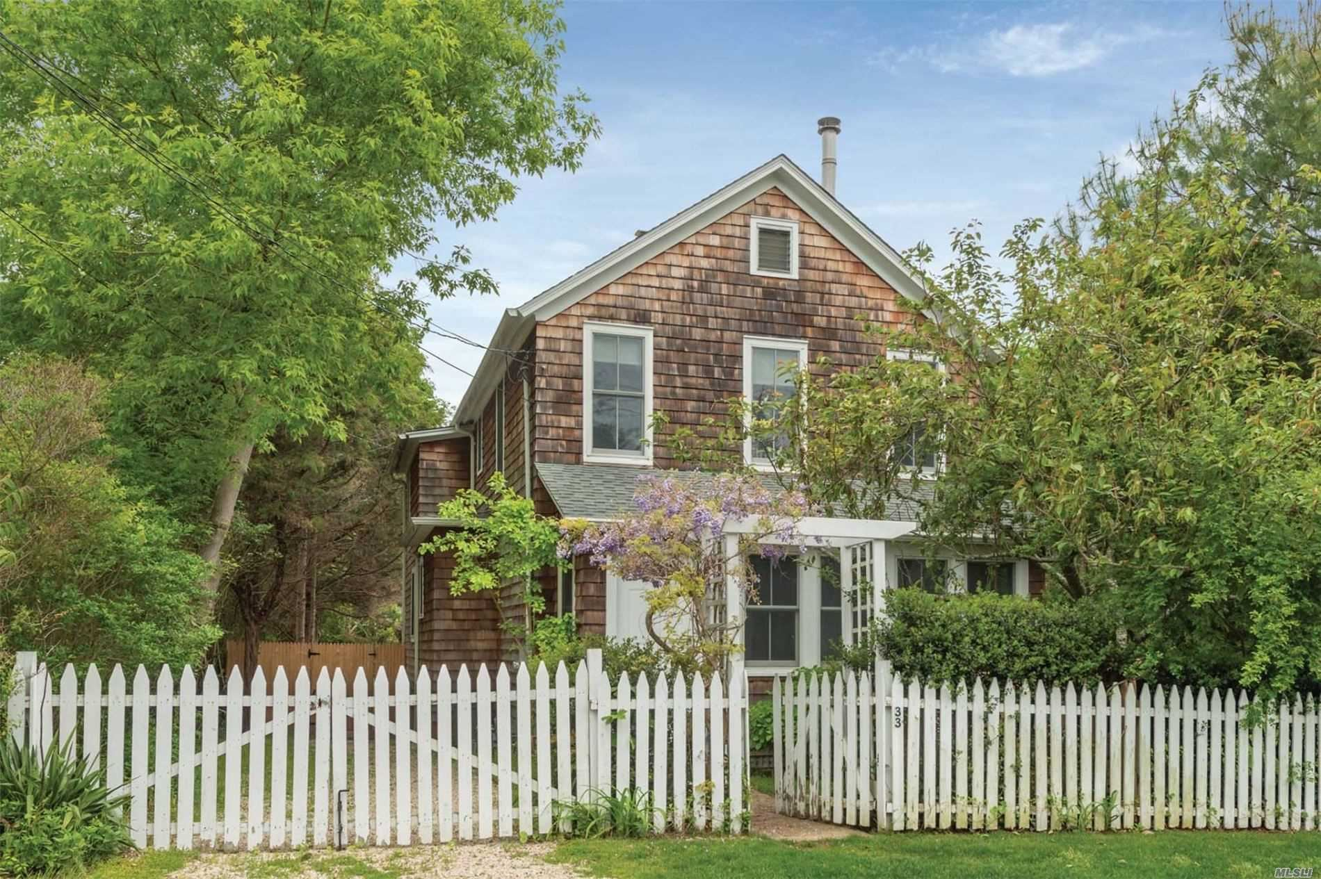 33 Oakland Avenue, Sag Harbor, NY 11963 - MLS#: 3184088