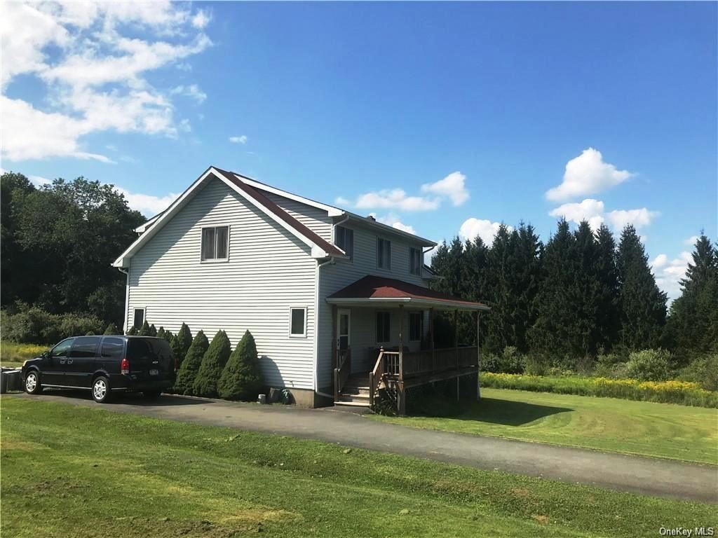 Photo for 317 Burr Road, Cochecton, NY 12726 (MLS # H6052089)