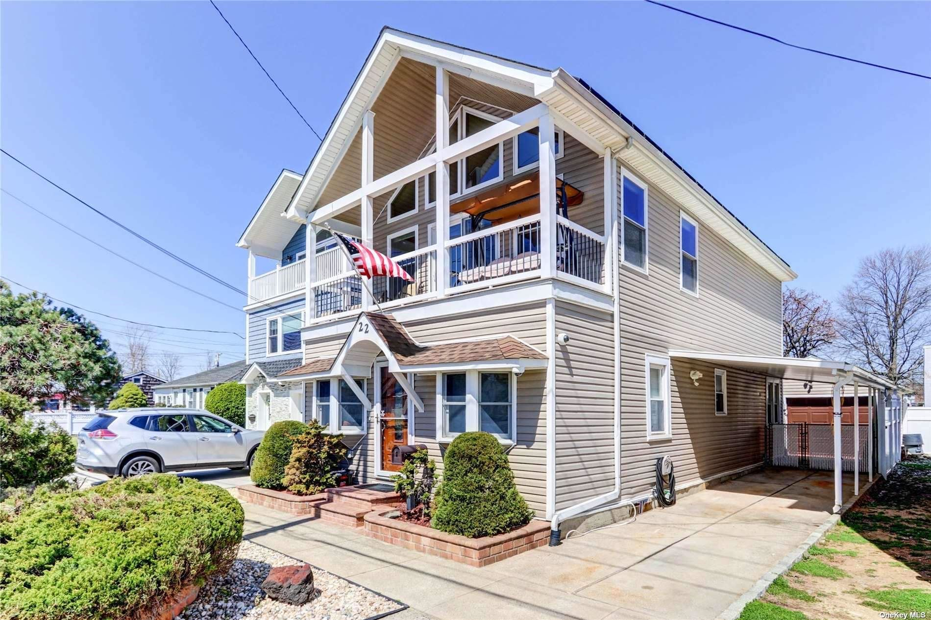22 North Boulevard, East Rockaway, NY 11518 - MLS#: 3300094