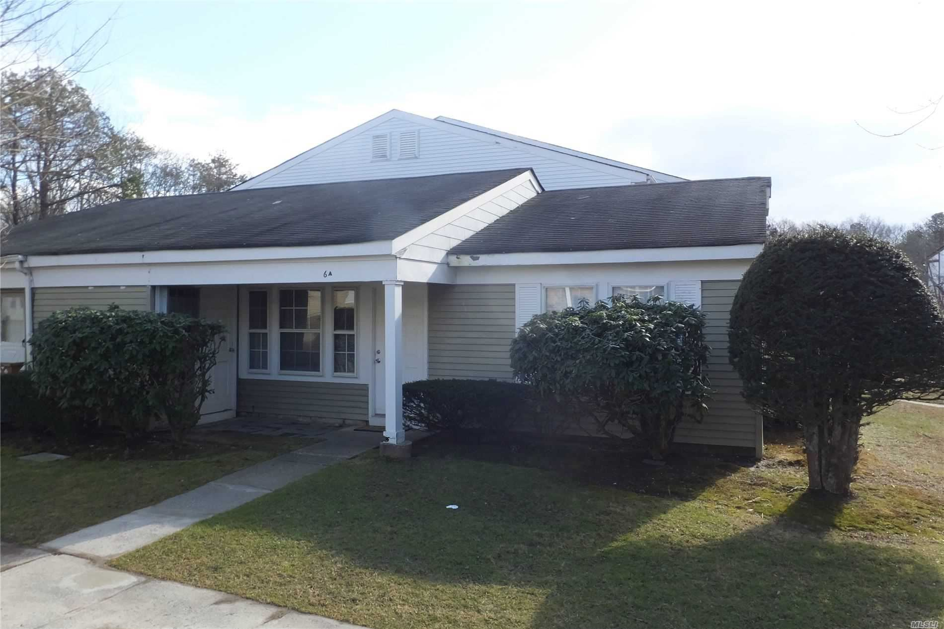 6A Independence Court #6A, Ridge, NY 11961 - MLS#: 3195097