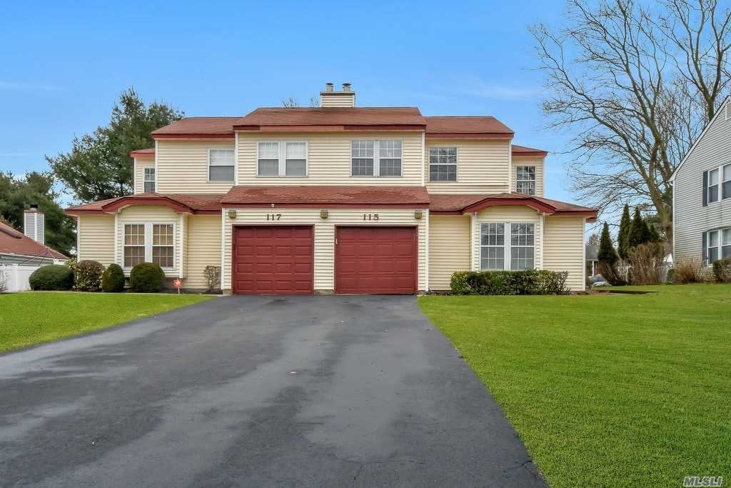 115 Strathmore Court Drive, Coram, NY 11727 - MLS#: 3198102