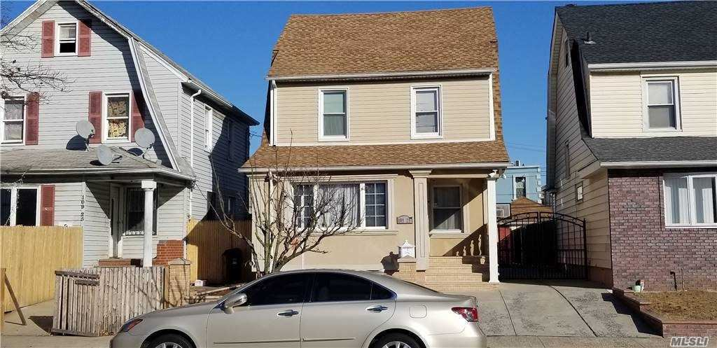 109-29 111th Street, S. Ozone Park, NY 11420 - MLS#: 3270103