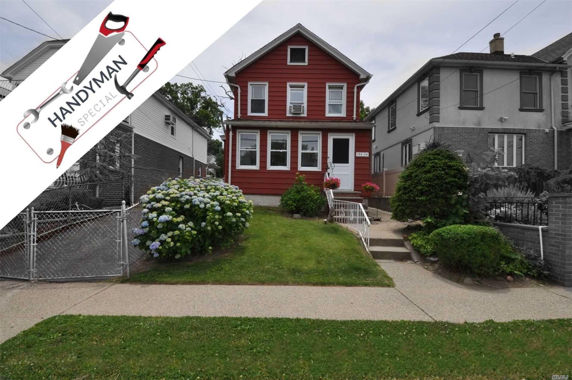 154-24 13th Avenue, Beechhurst, NY 11357 - MLS#: 3223105