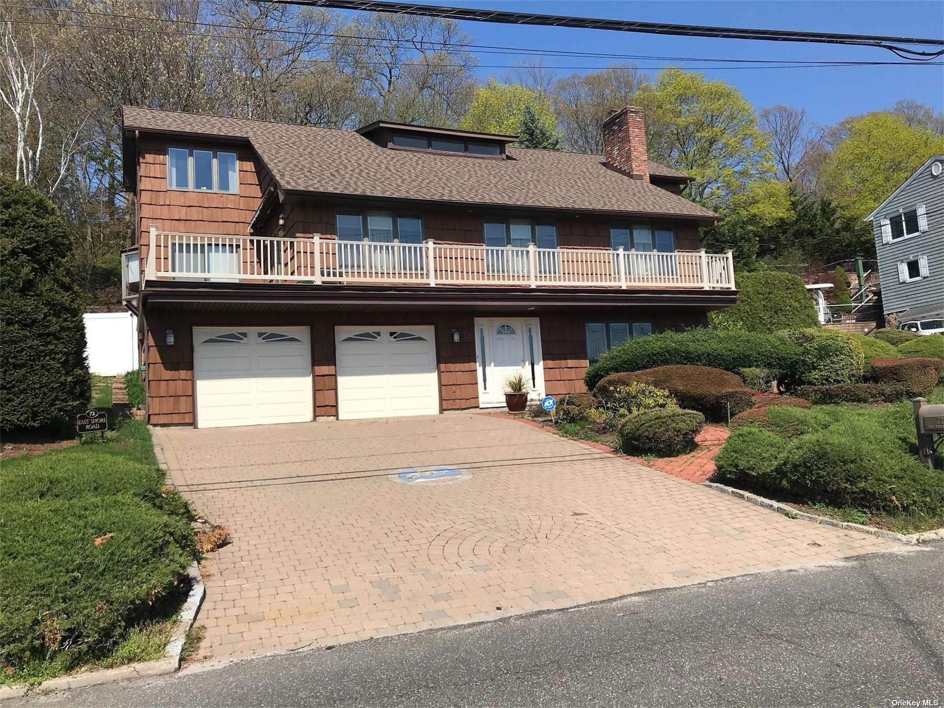 72 E Shore Road, Huntington, NY 11743 - MLS#: 3305105