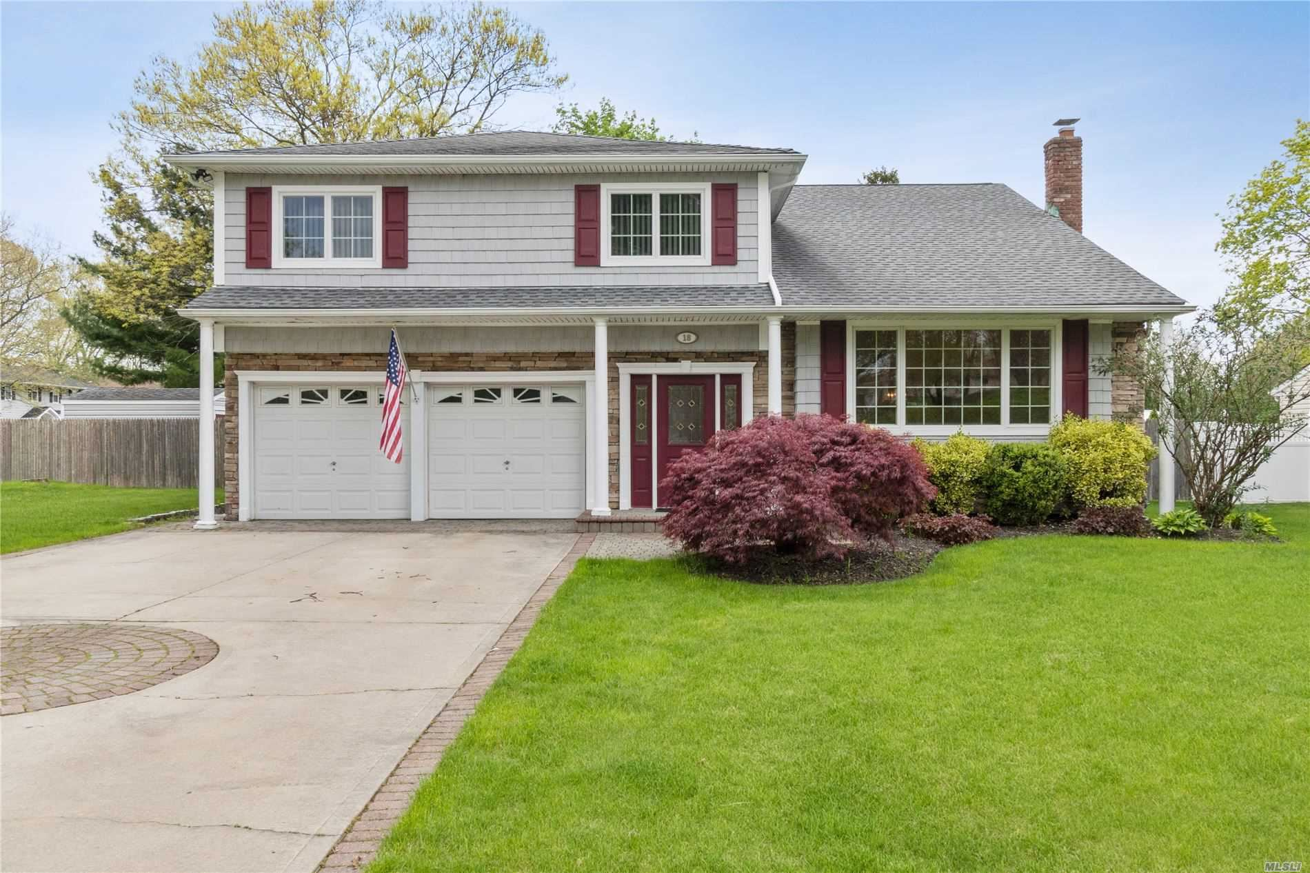 18 Algonquin Lane, Commack, NY 11725 - MLS#: 3209111