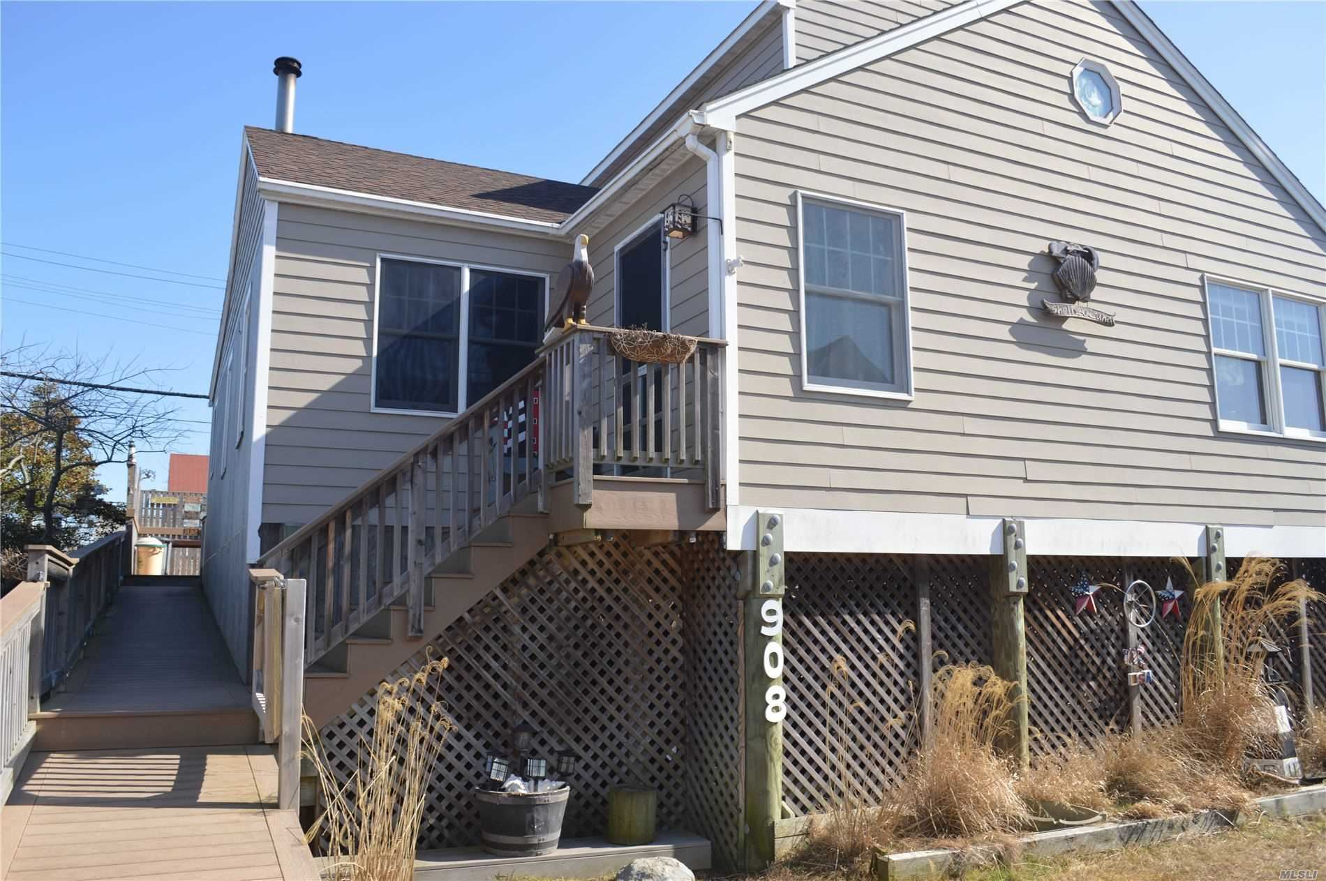 908 Evergreen Walk, Ocean Beach, NY 11770 - MLS#: 3202112