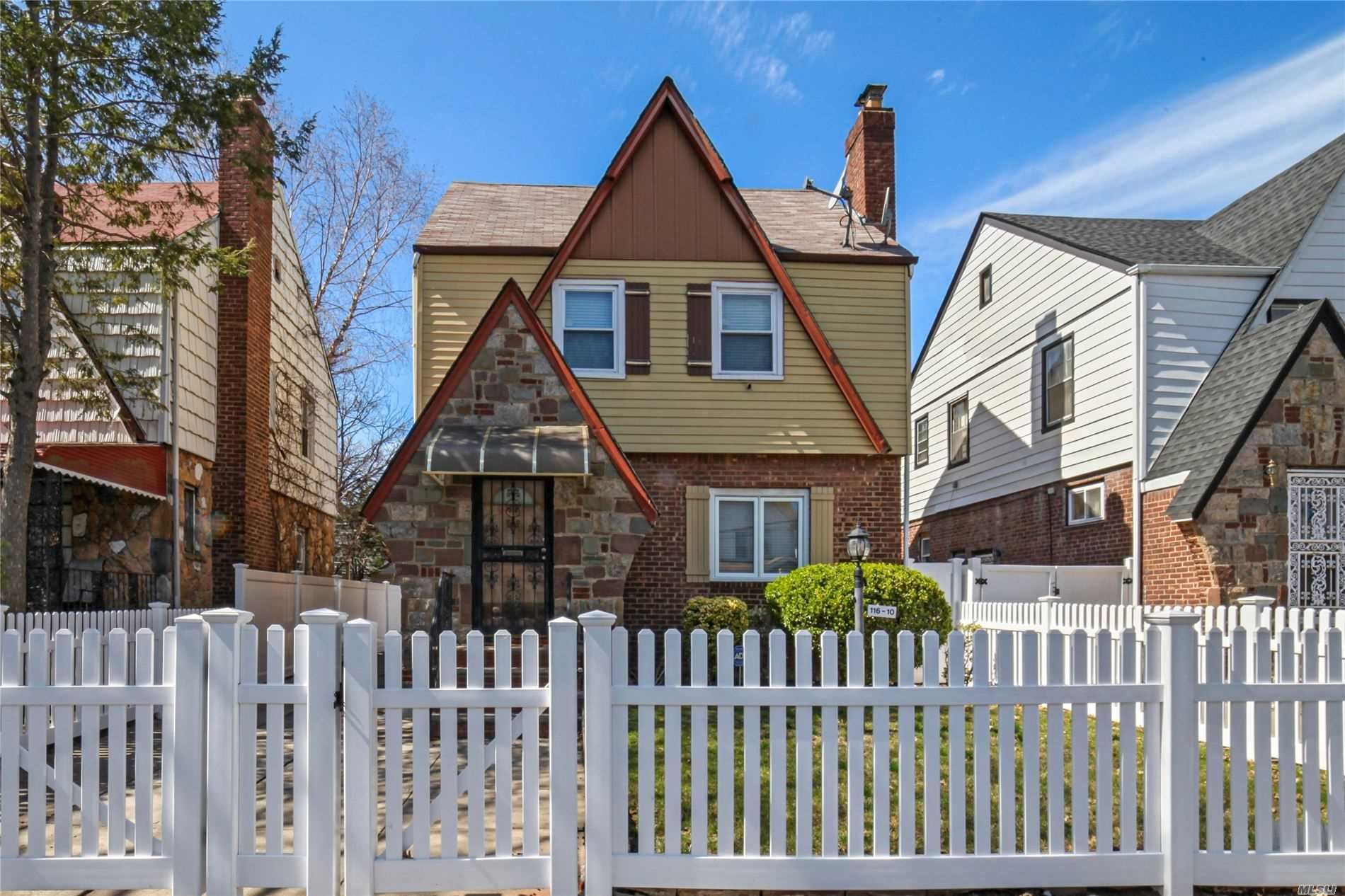 116-10 221st Street, Cambria Heights, NY 11411 - MLS#: 3210115