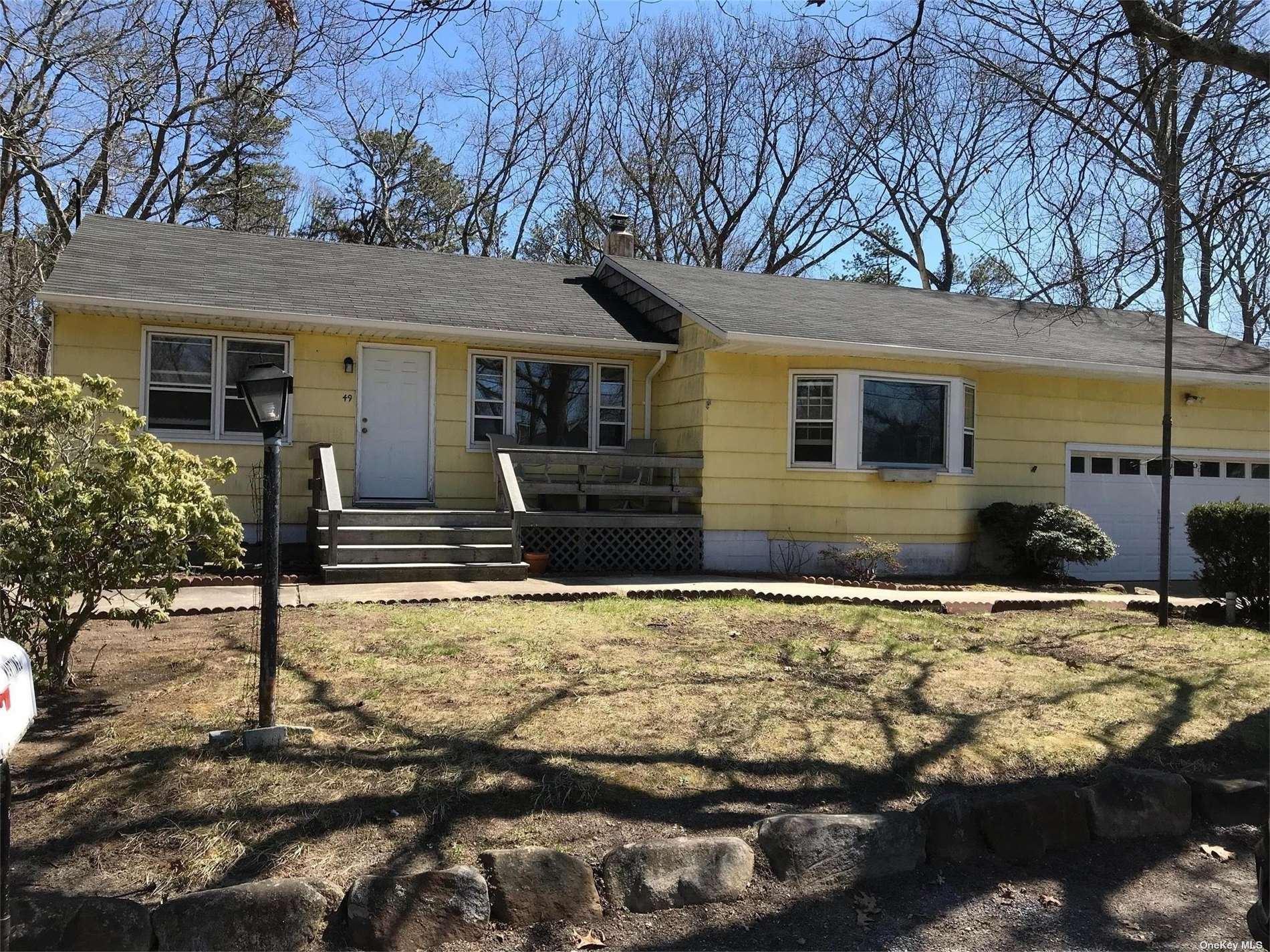 49 Newcomb Trail, Ridge, NY 11961 - MLS#: 3300115