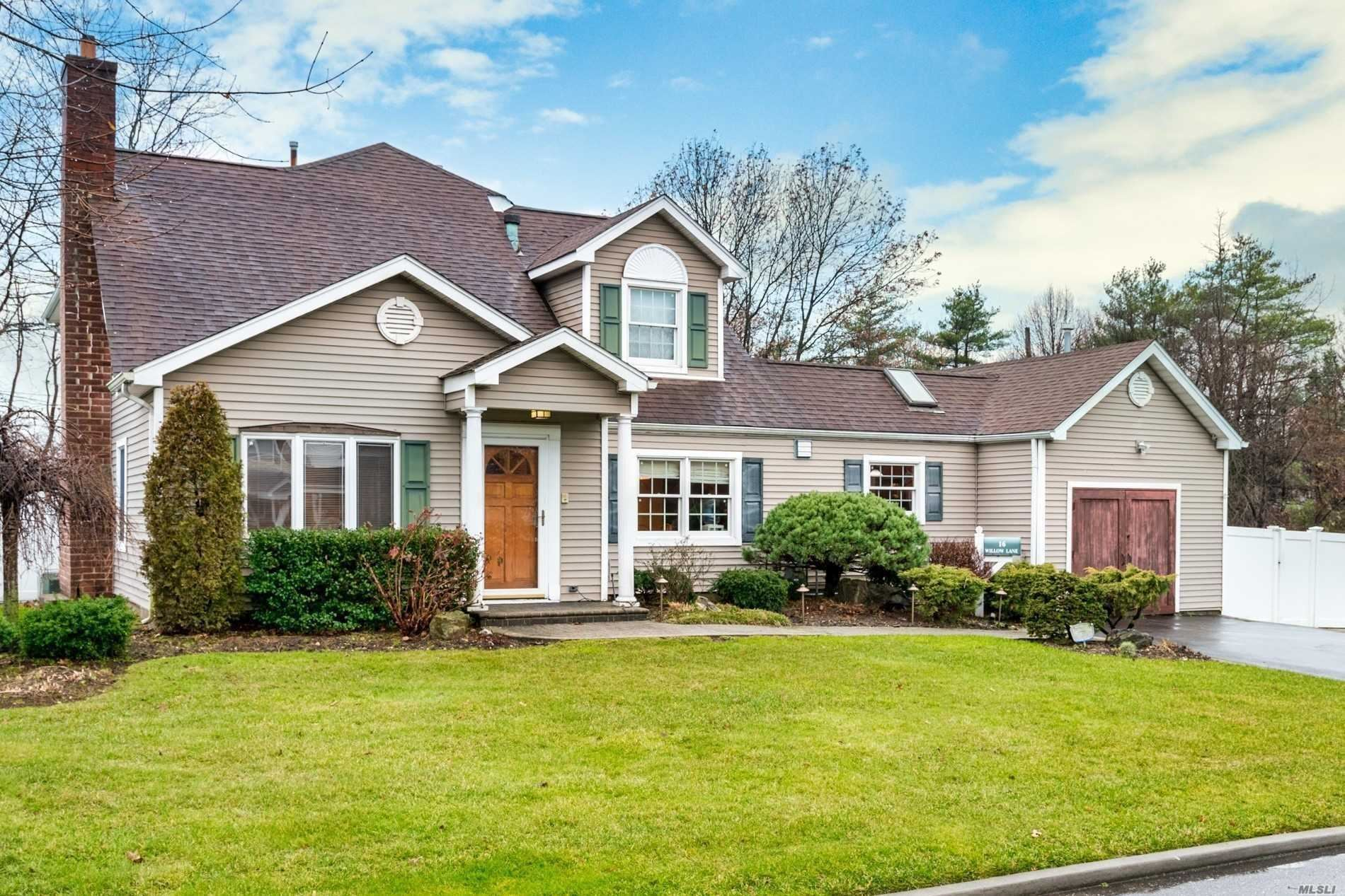 16 Willow Lane, Carle Place, NY 11514 - MLS#: 3231118