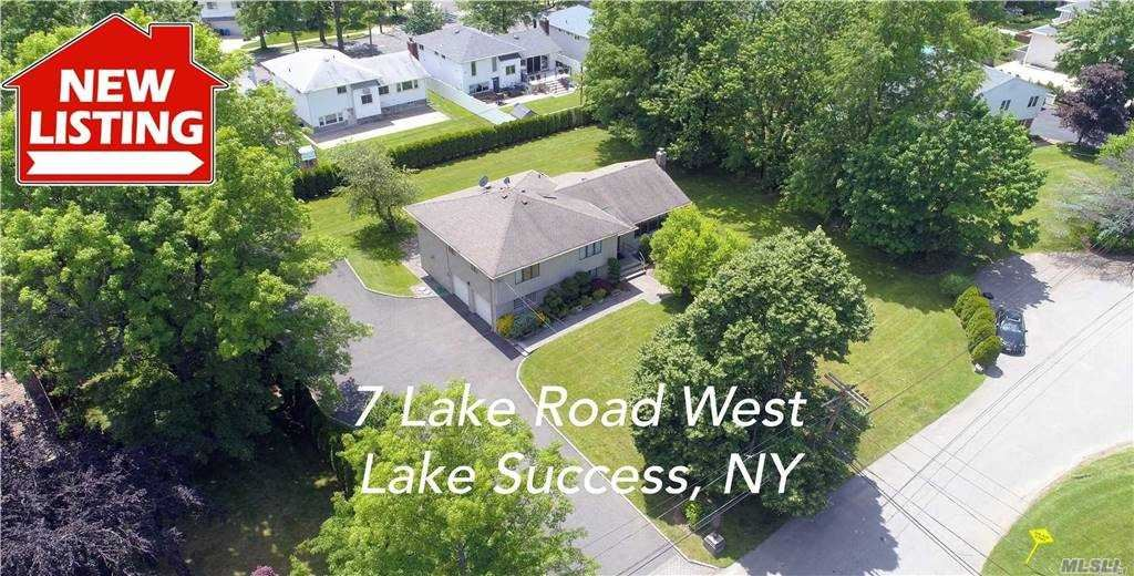 7 W Lake Road, Great Neck, NY 11020 - MLS#: 3253118