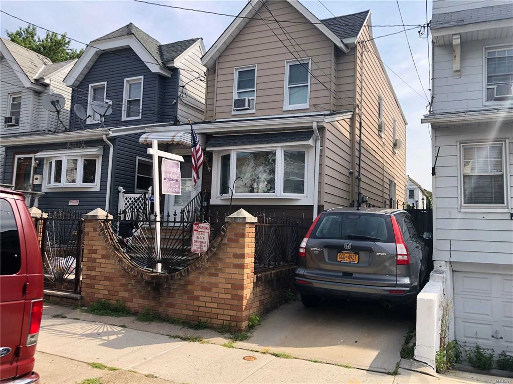 9117 91st Street, Woodhaven, NY 11421 - MLS#: 3153124