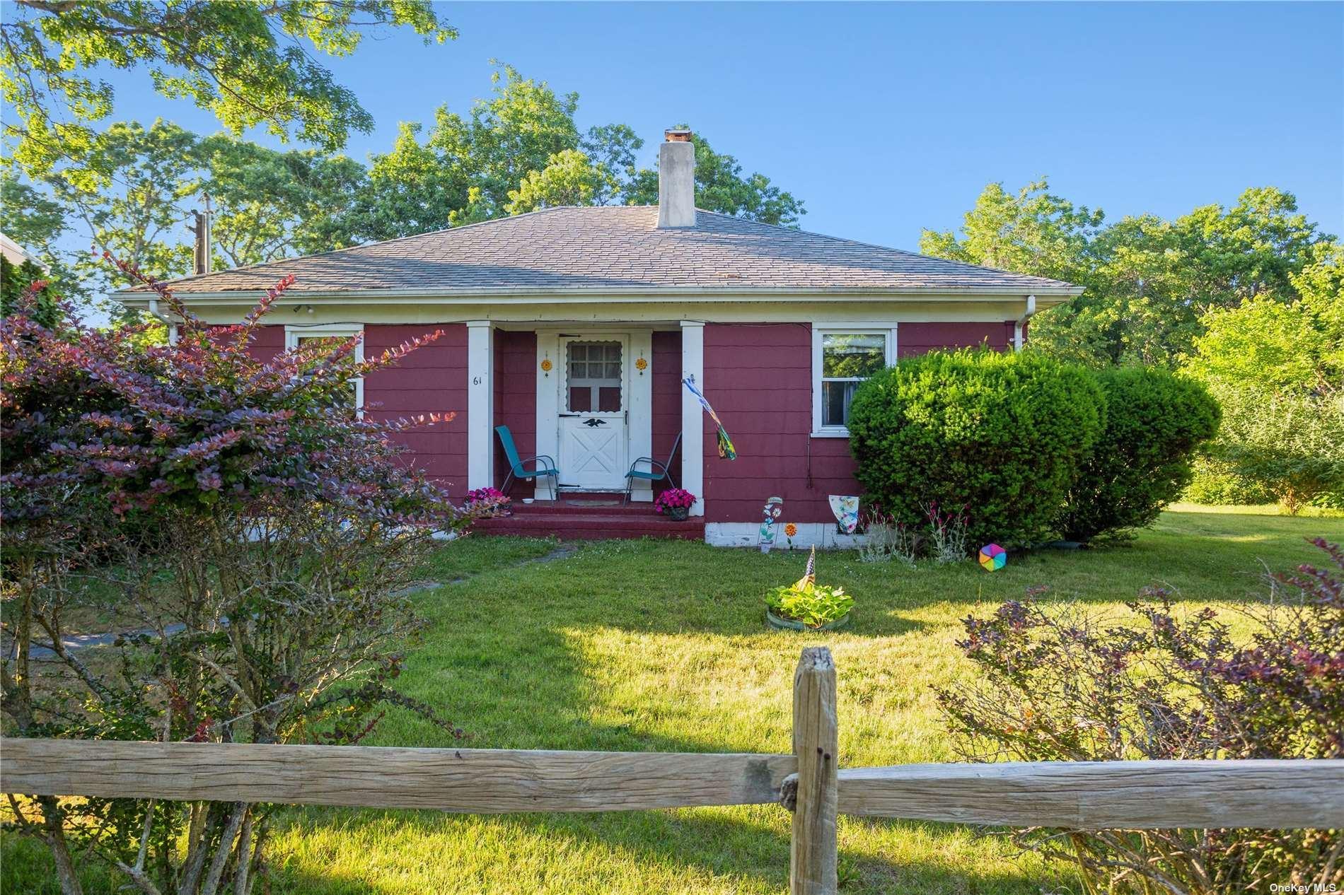 61 Manor Drive, Shirley, NY 11967 - MLS#: 3332127