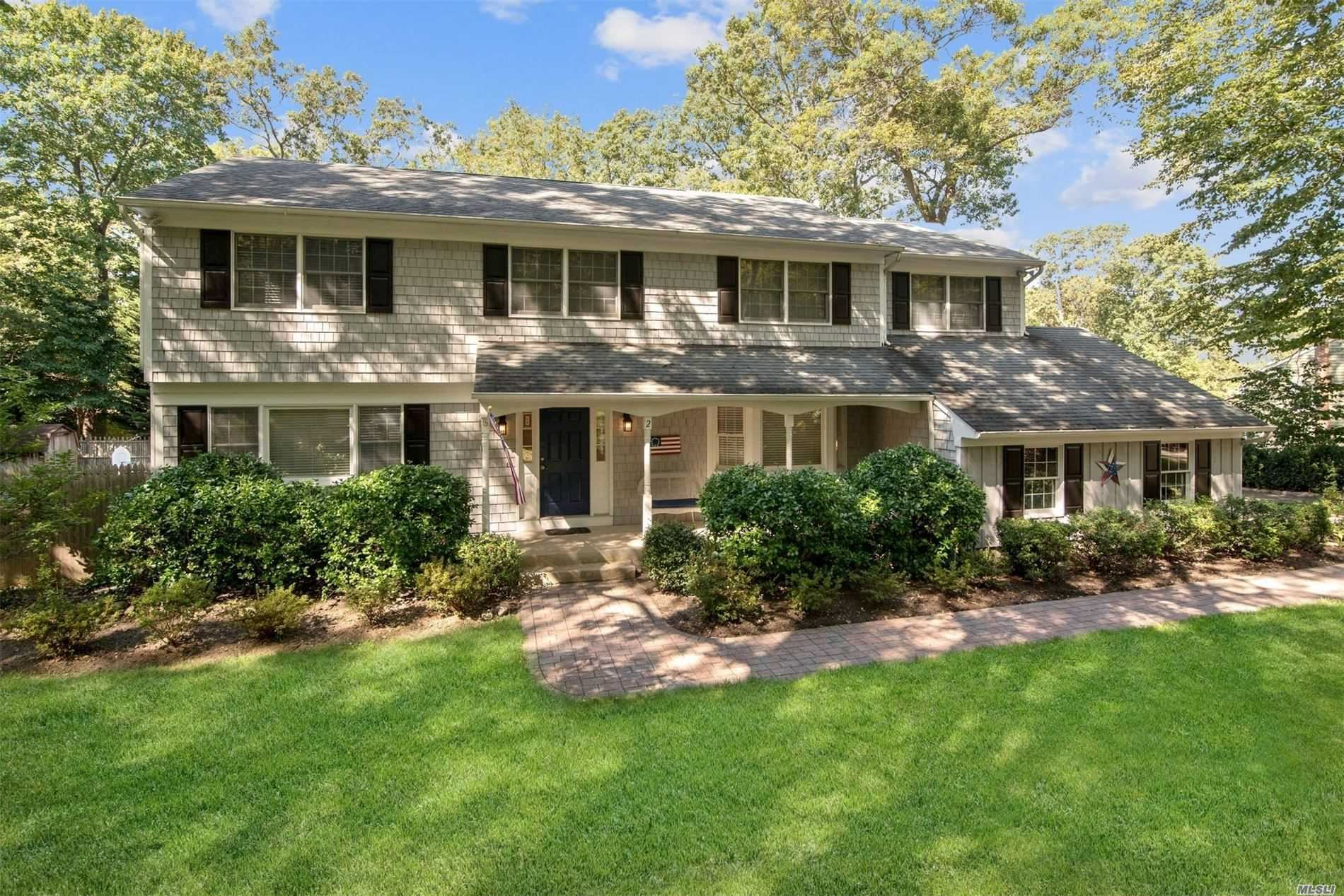 2 Middle Court, Miller Place, NY 11764 - MLS#: 3168128