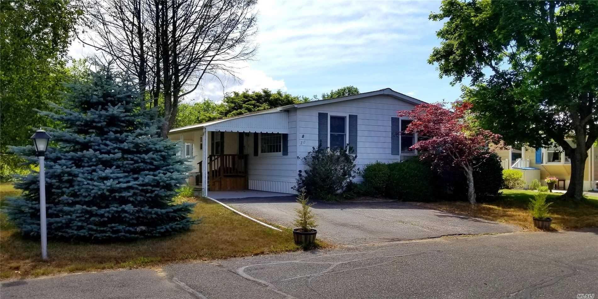 703- # 253 Fresh Pond Avenue, Calverton, NY 11933 - MLS#: 3229128