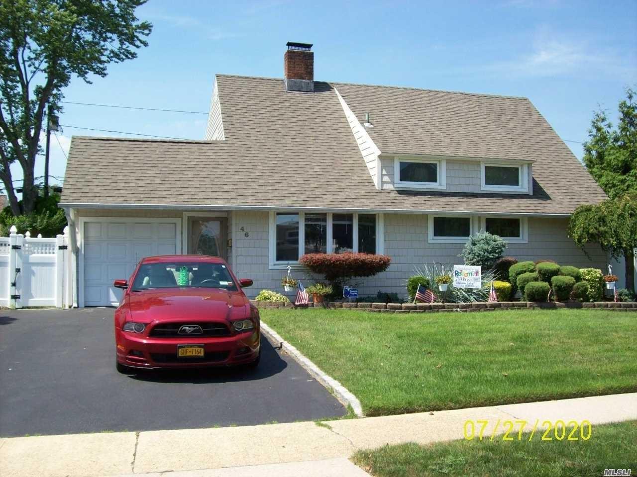 46 Weaving Ln, Wantagh, NY 11793 - MLS#: 3237132
