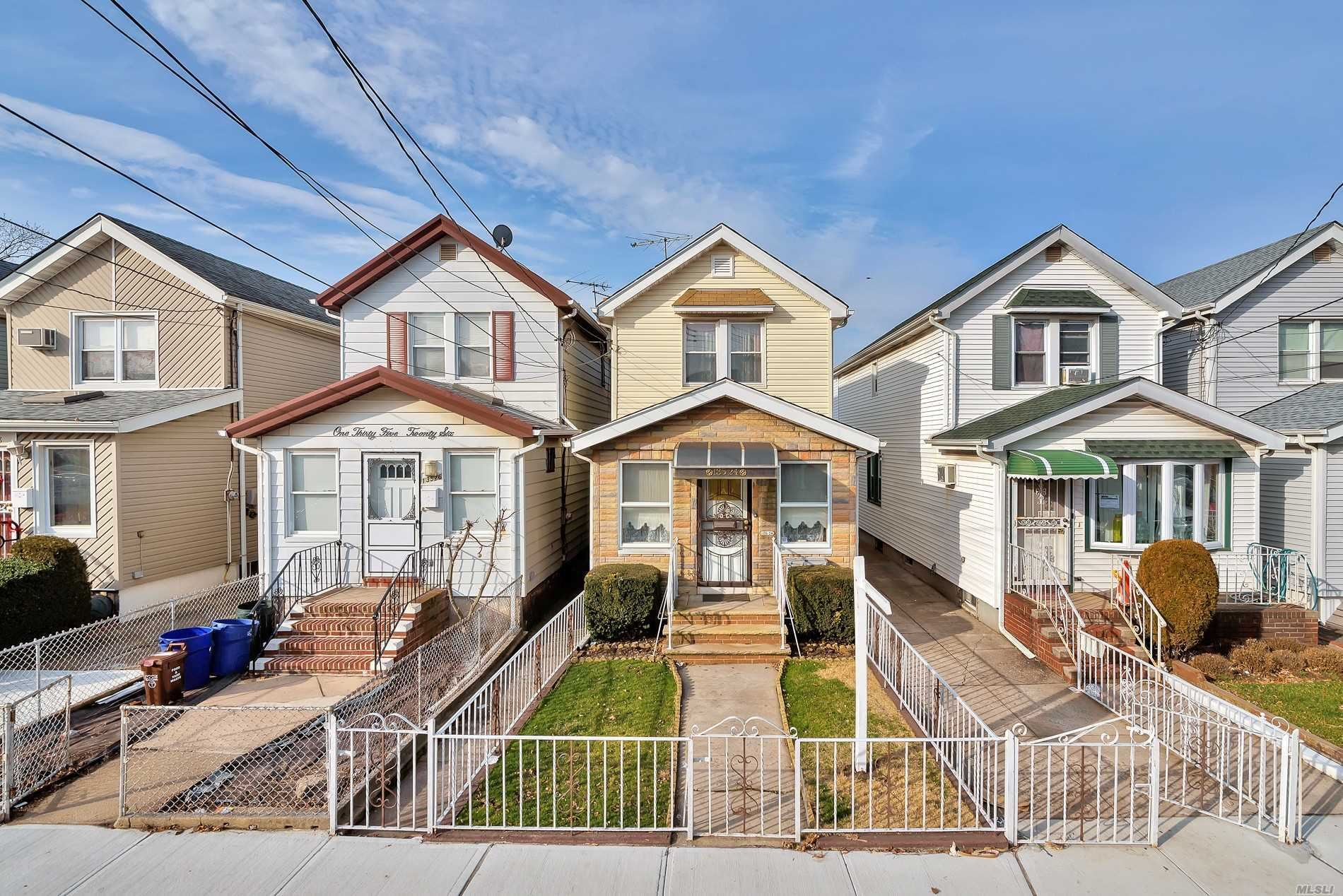 135-24 95th Street, Ozone Park, NY 11417 - MLS#: 3205133