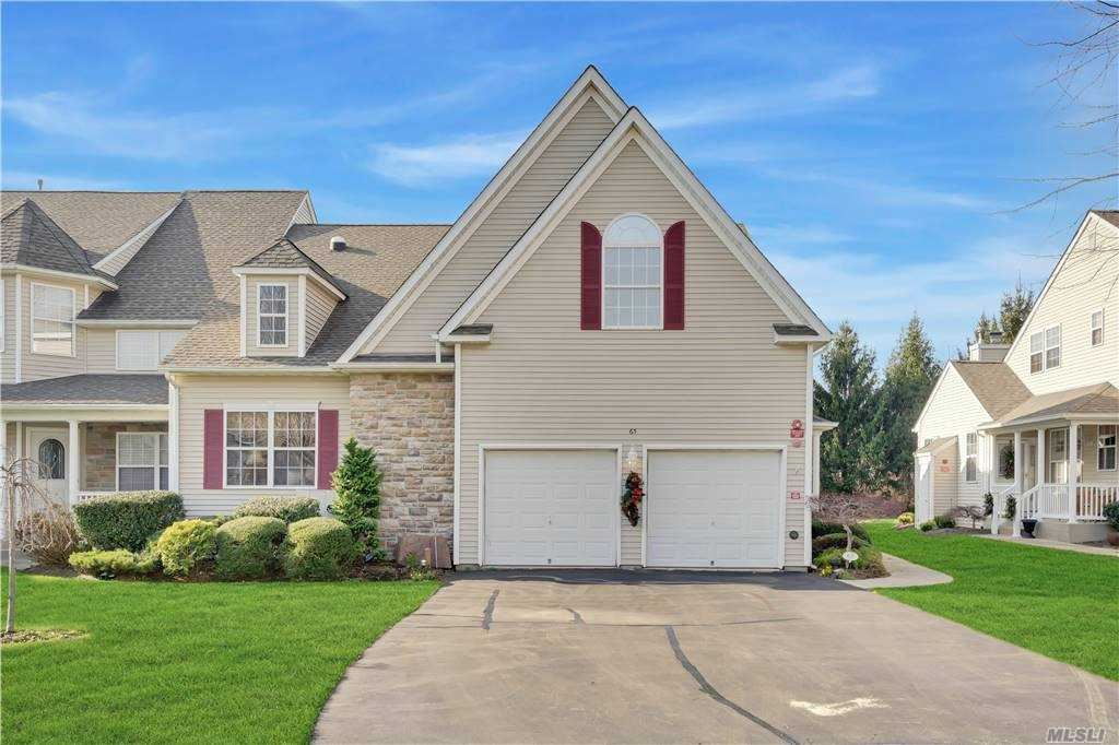 65 Meadow Pond Circle #65, Miller Place, NY 11764 - MLS#: 3274134