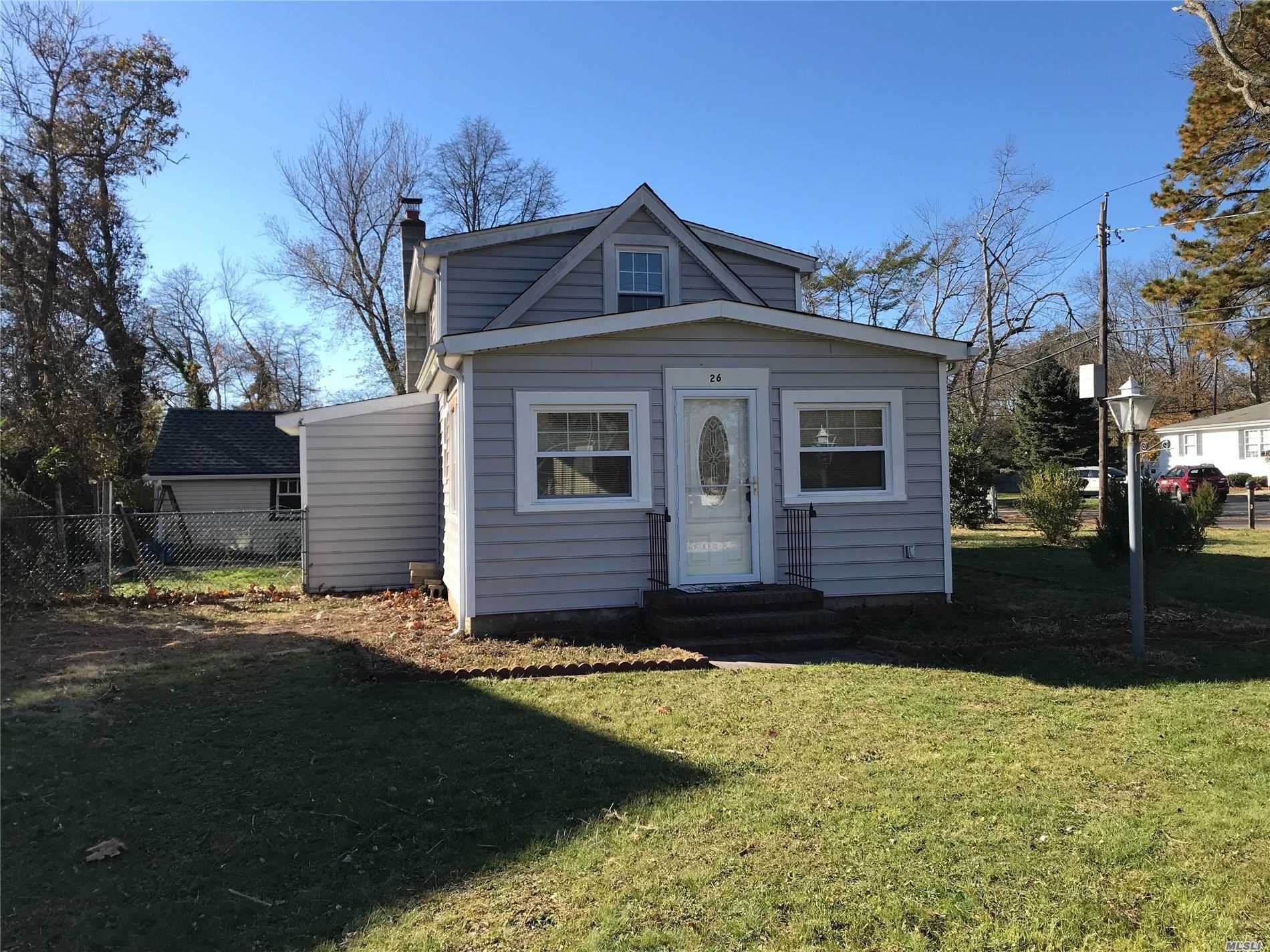 26 Lakeview Drive, Mastic Beach, NY 11951 - MLS#: 3187142