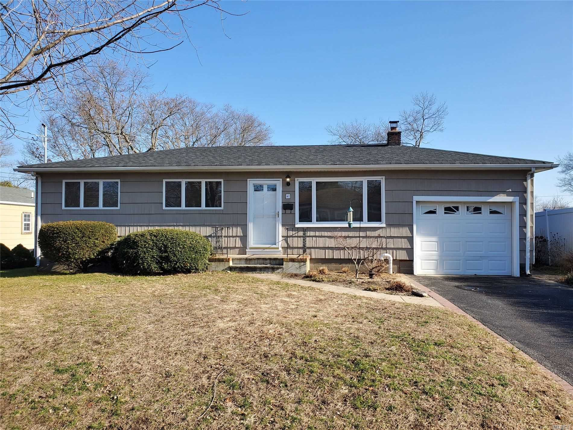 117 N Summit Avenue, Patchogue, NY 11772 - MLS#: 3193142