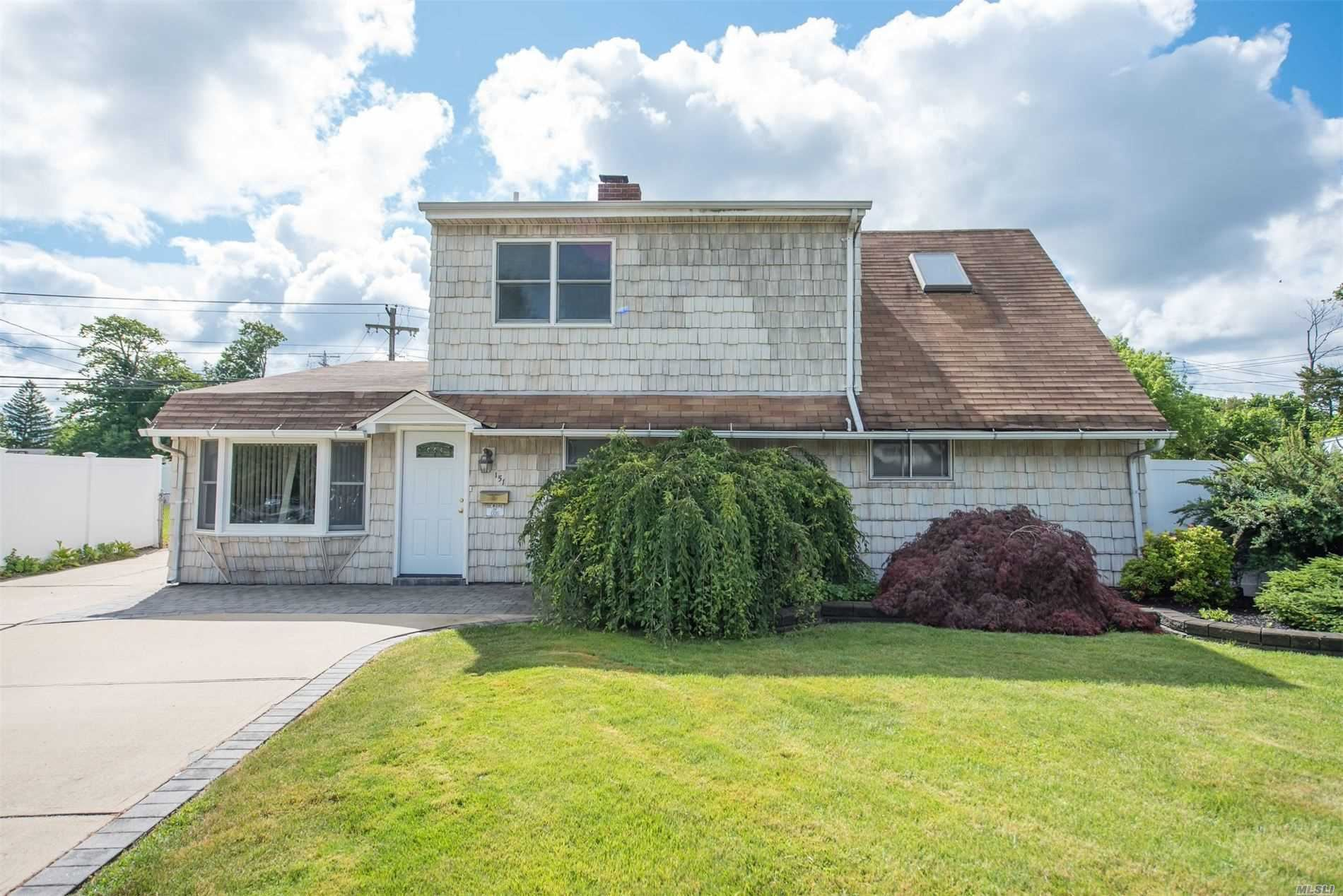 151 Brittle Lane, Hicksville, NY 11801 - MLS#: 3228145