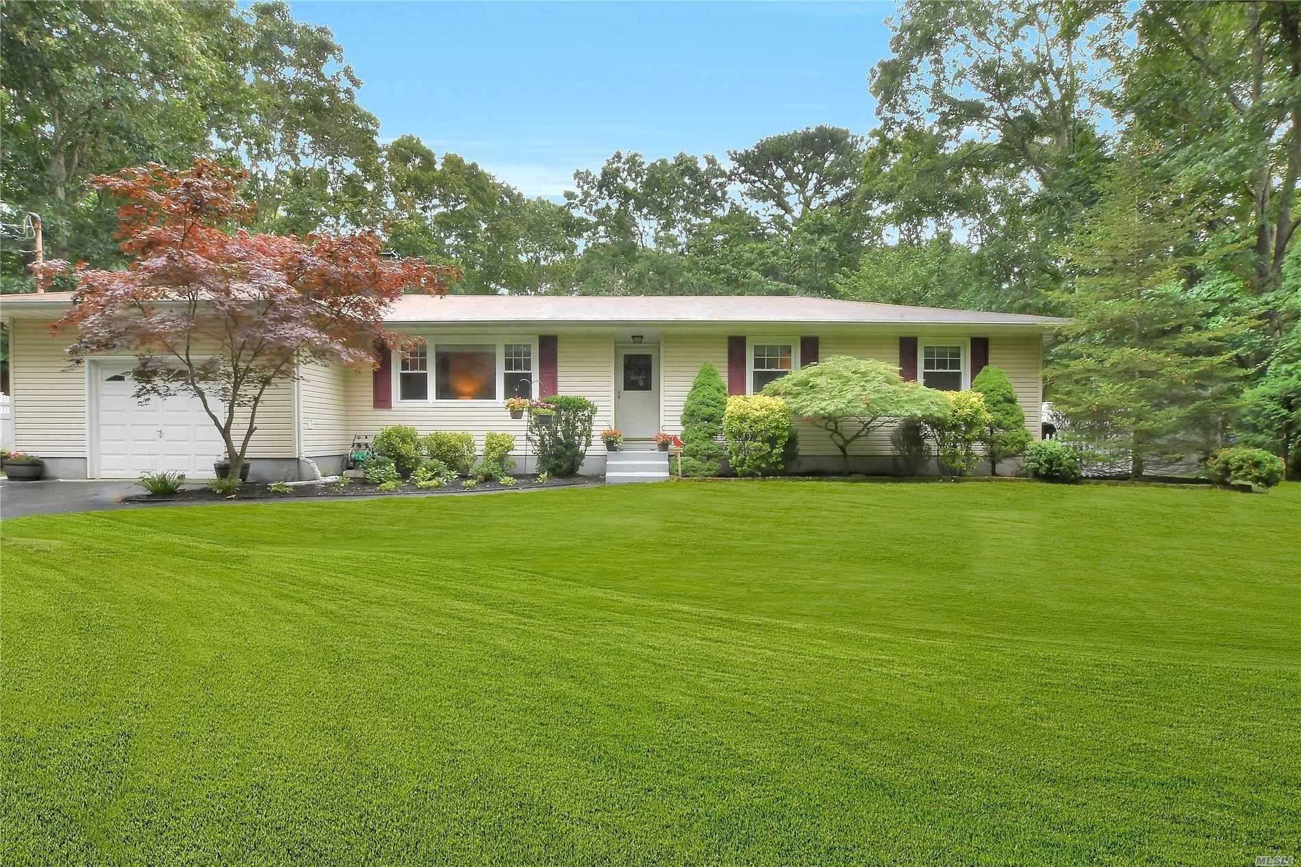 125 Silas Carter Road, Manorville, NY 11949 - MLS#: 3243146